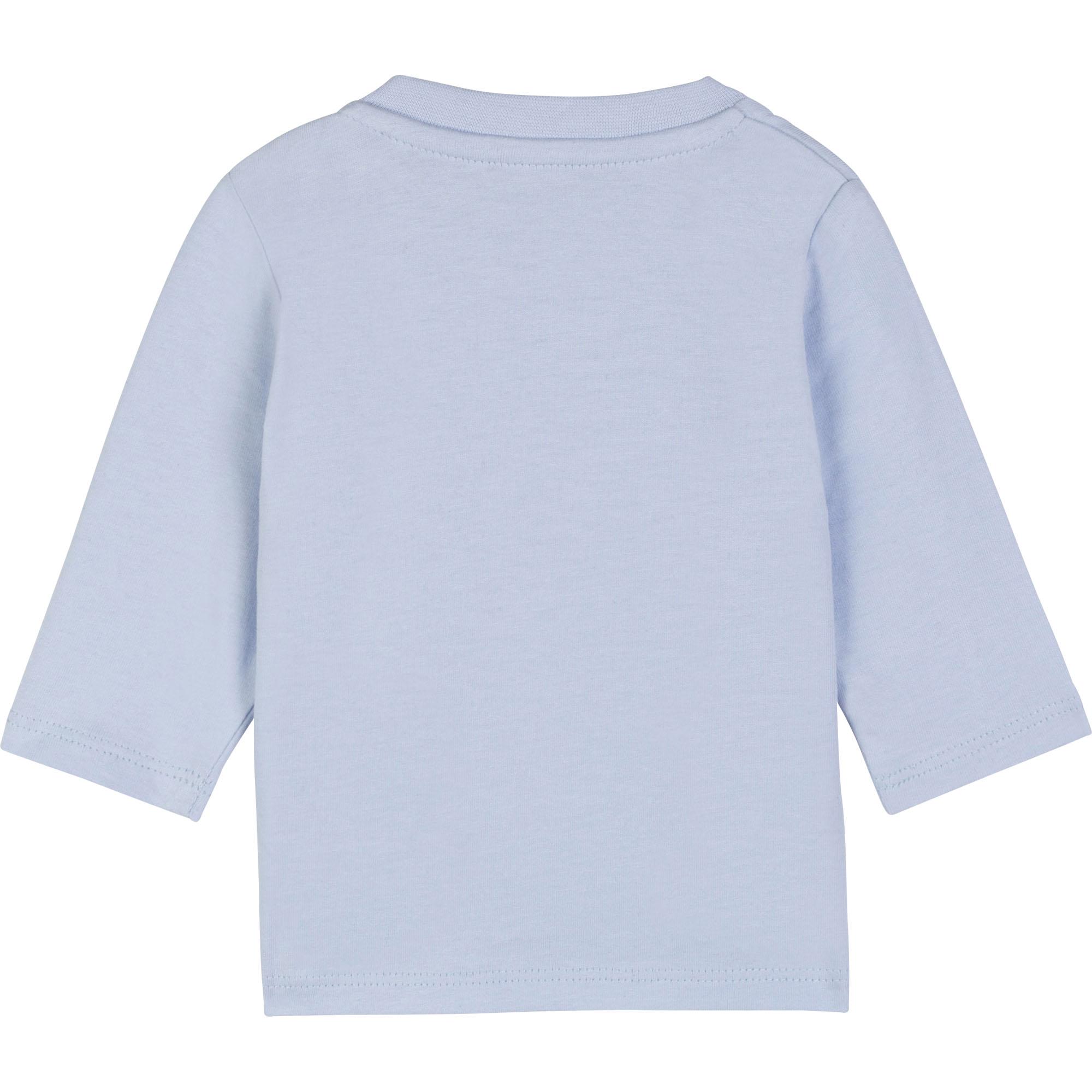 Long-sleeved T-shirt BOSS for BOY