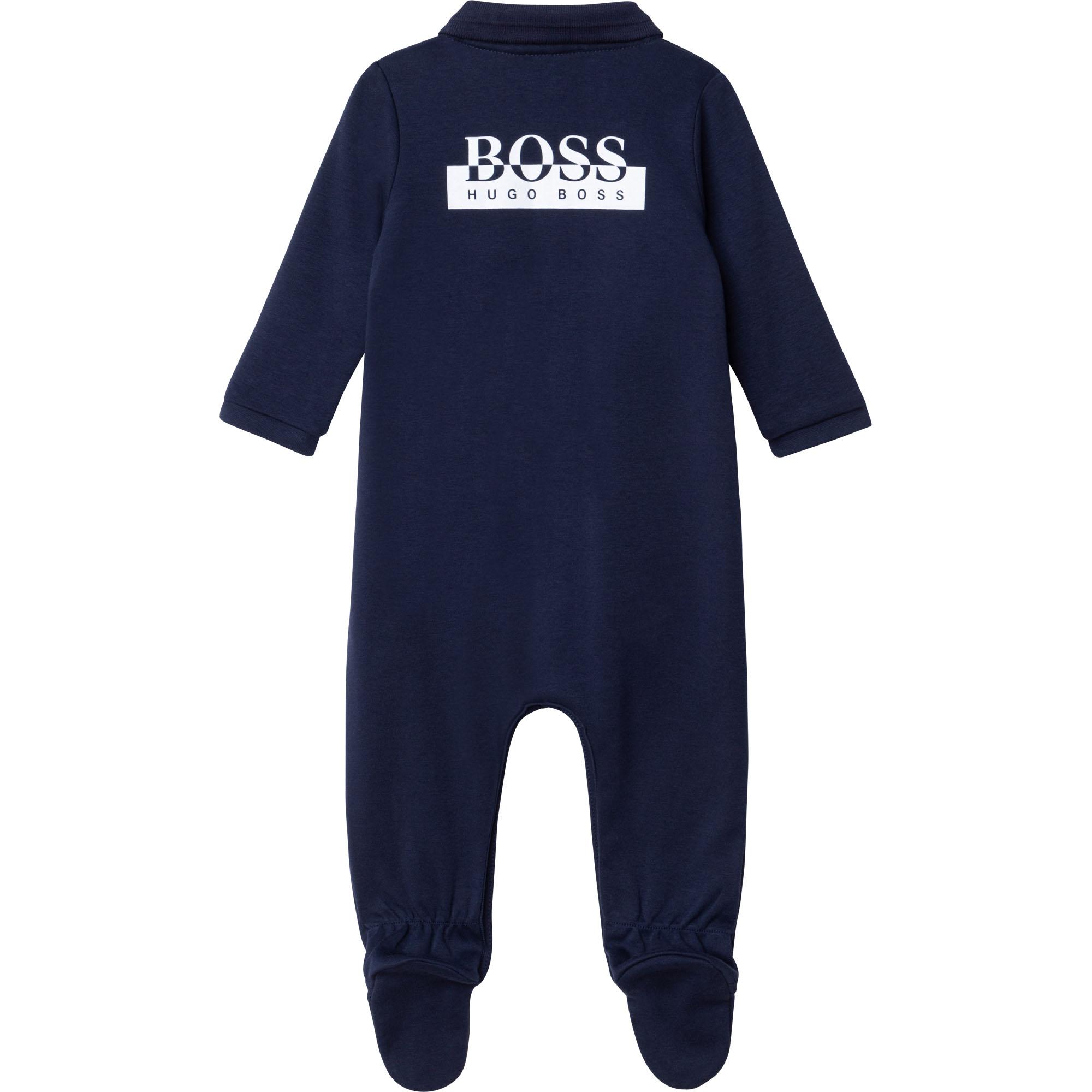Cotton interlock pajamas BOSS for BOY