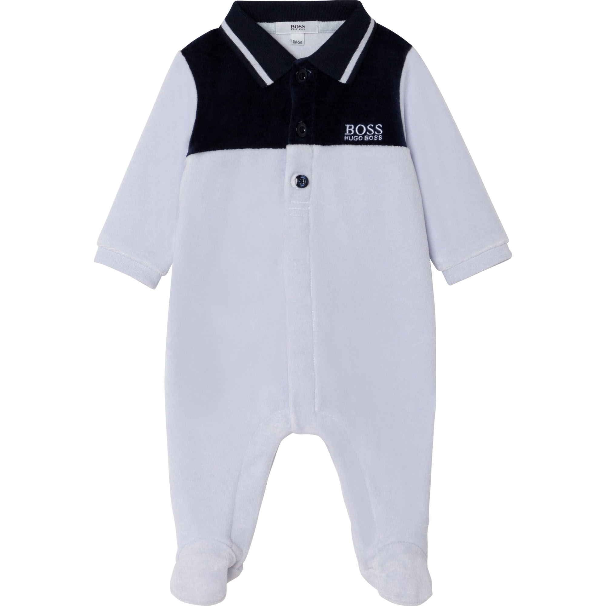 Velvet pajamas BOSS for BOY