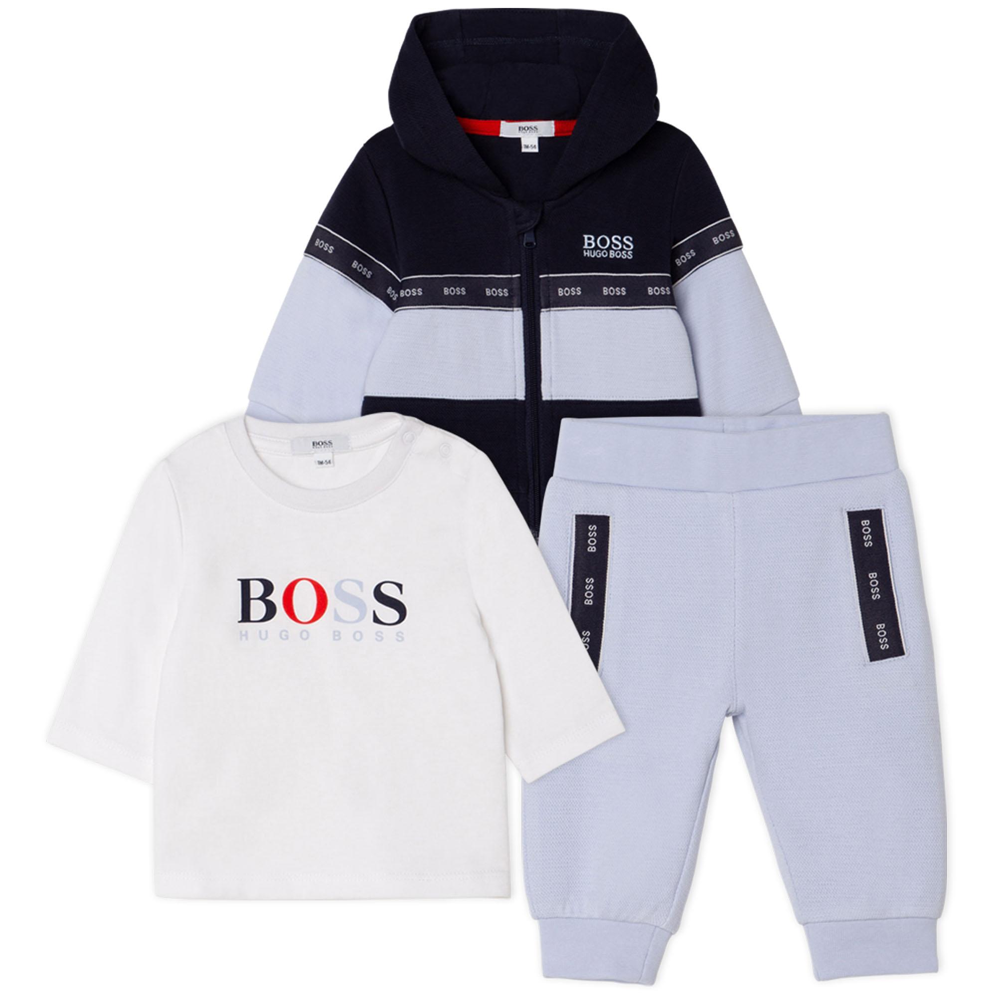3-piece set BOSS for BOY