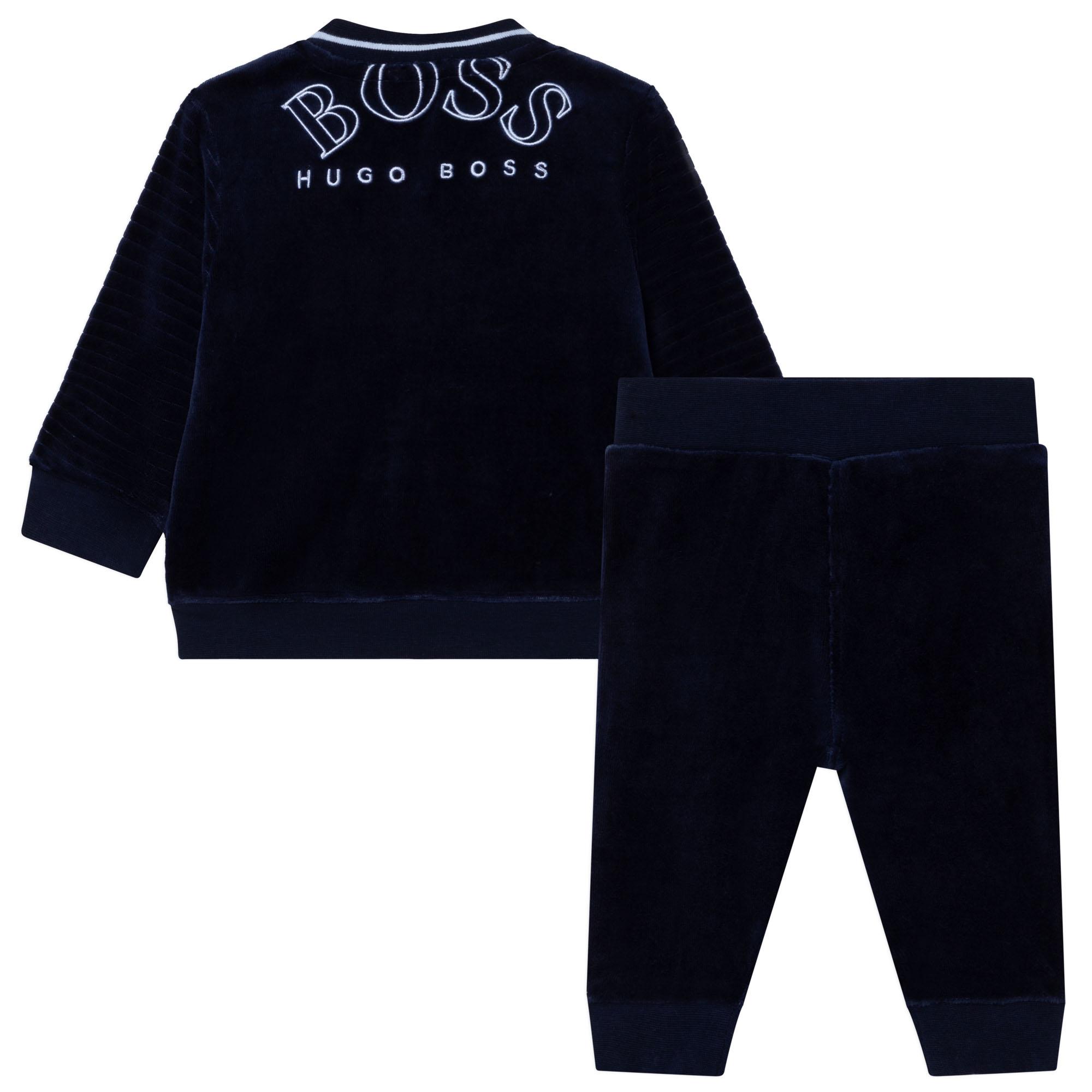 Fleece jogging set BOSS for BOY