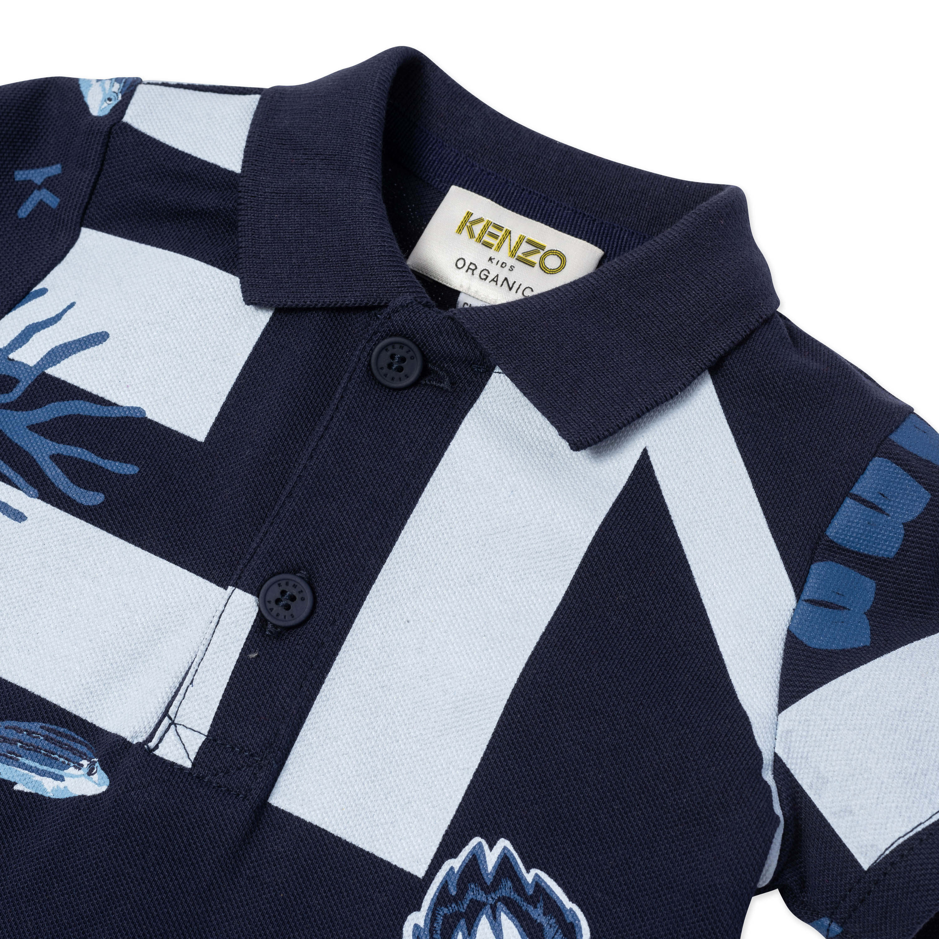 Short all in one KENZO KIDS for BOY