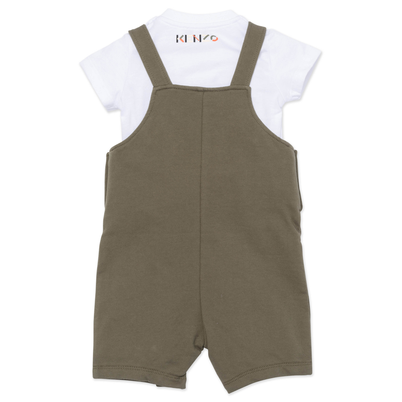 T-shirt + overall set KENZO KIDS for BOY