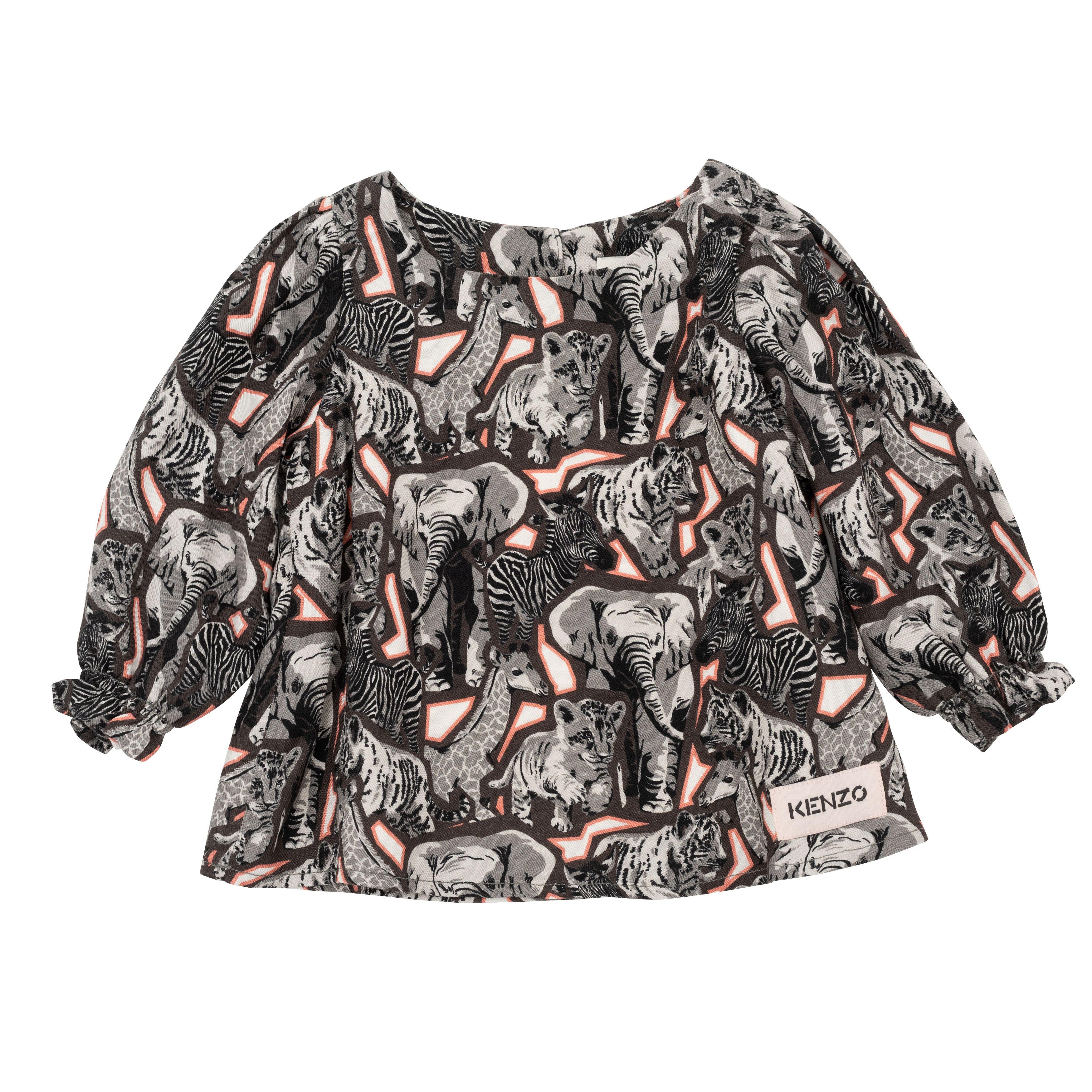 Blouse and leggings set KENZO KIDS for GIRL