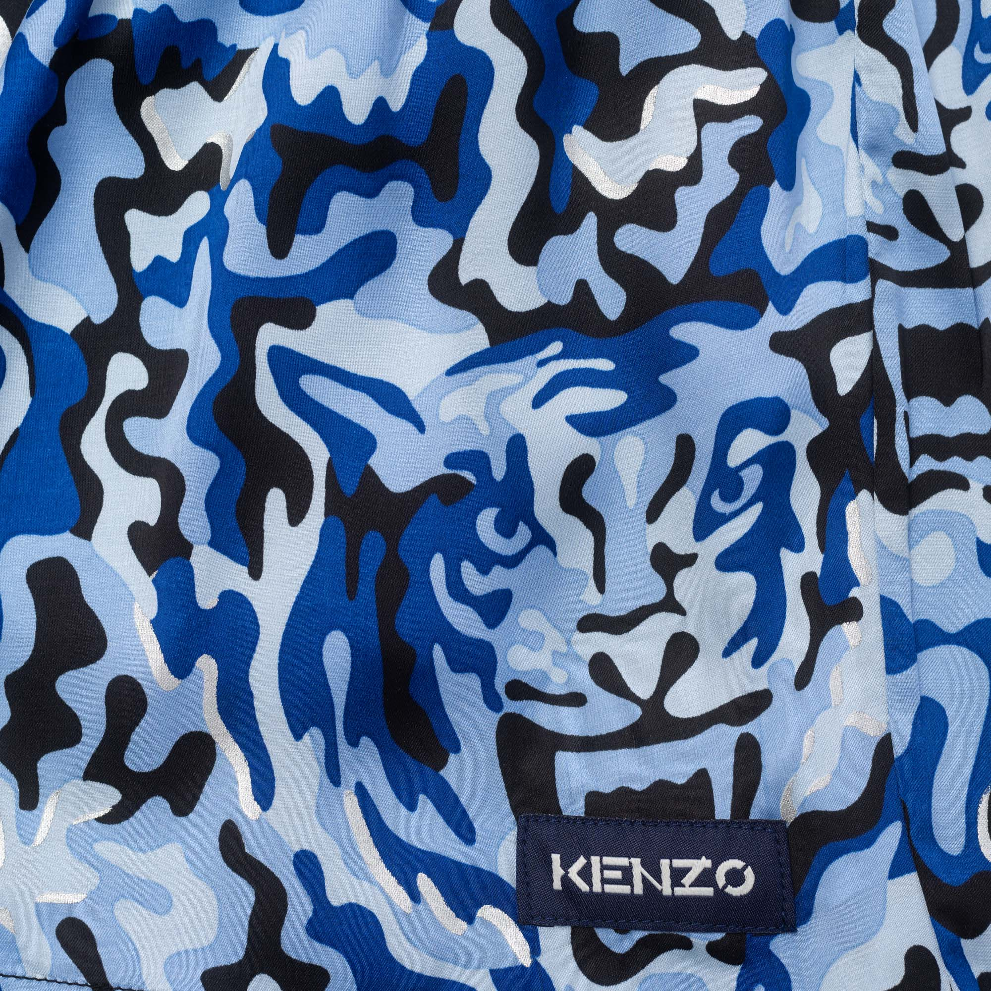 Robe volantée KENZO KIDS pour FILLE