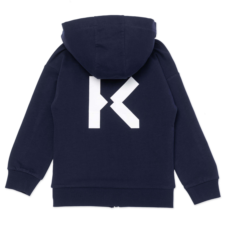 Hooded sweatshirt KENZO KIDS for GIRL
