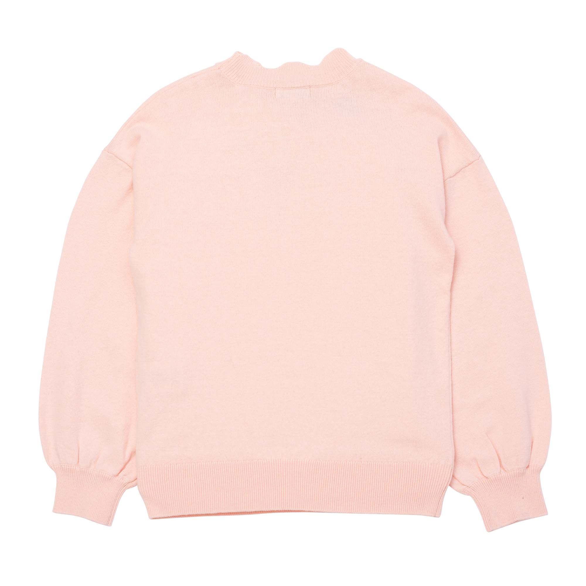 Cotton and cashmere sweater KENZO KIDS for GIRL
