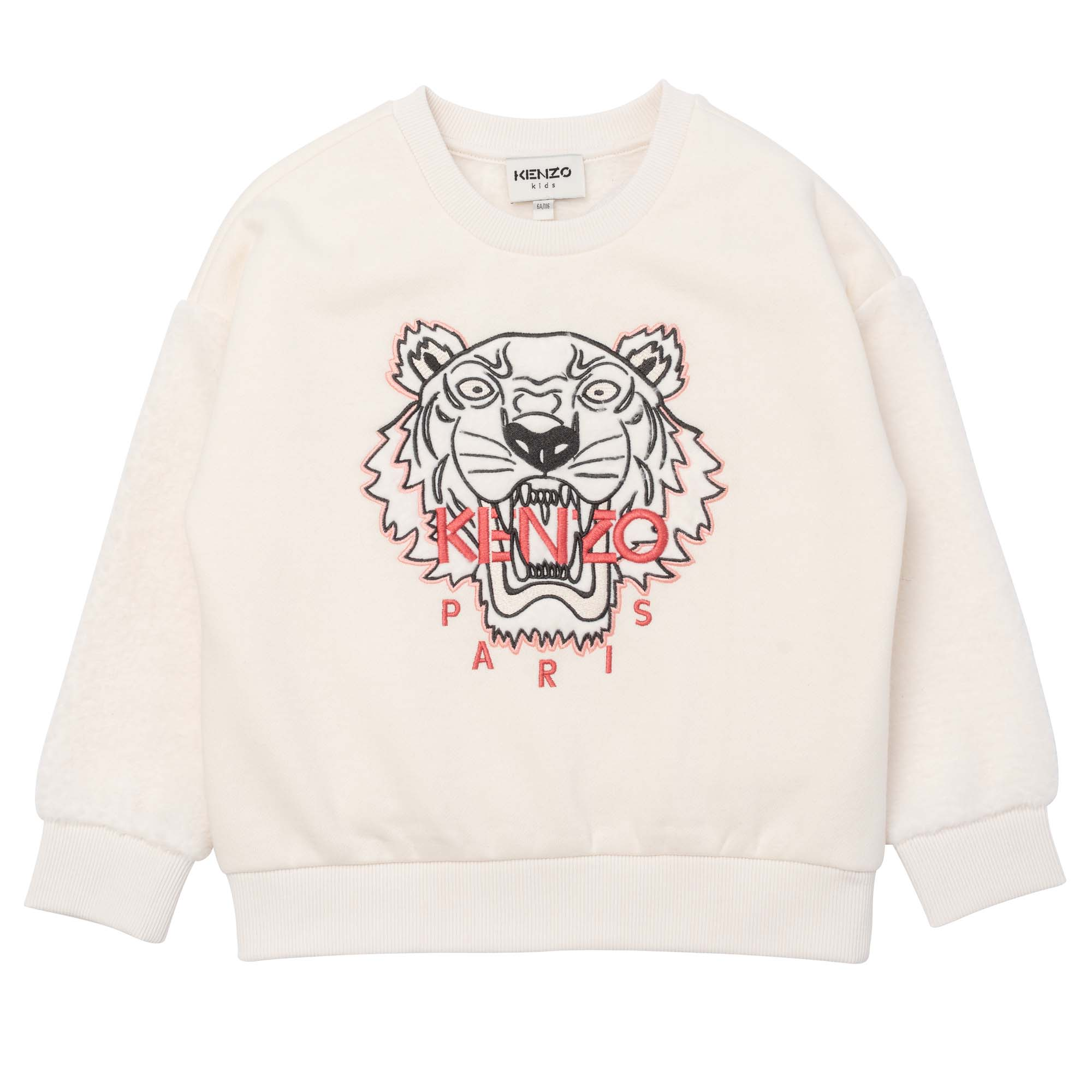 Sweat manches KENZO KIDS pour FILLE
