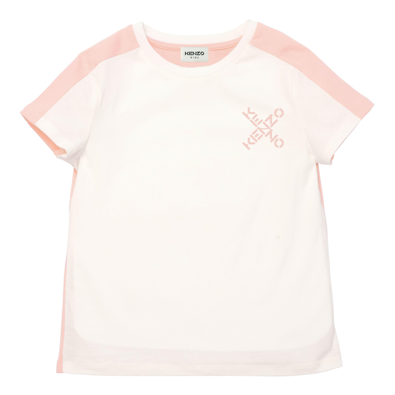 Short-sleeved T-shirt KENZO KIDS for GIRL