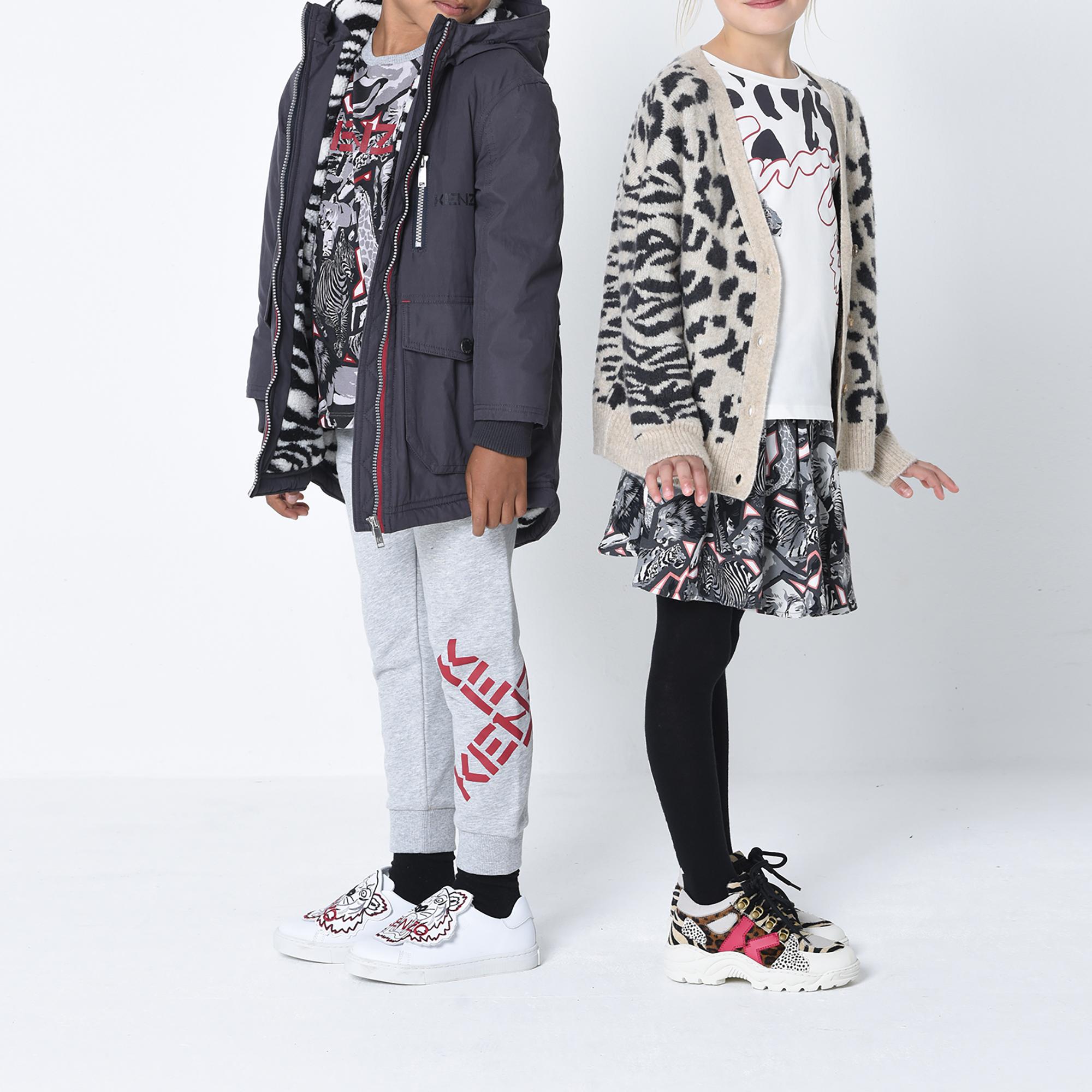 Long-sleeved T-shirt KENZO KIDS for GIRL