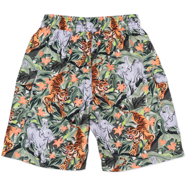 Swim shorts KENZO KIDS for BOY