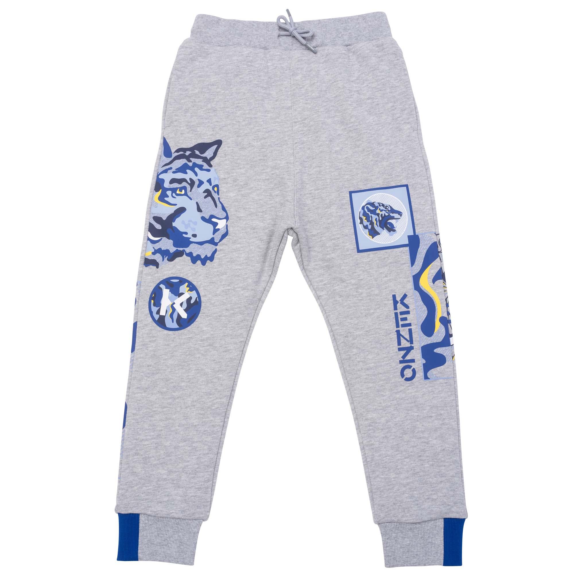 Pantalon de jogging KENZO KIDS pour GARCON