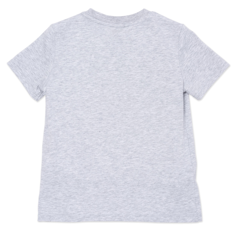 T-shirt à sérigraphie jungle en coton biologique KENZO KIDS pour GARCON
