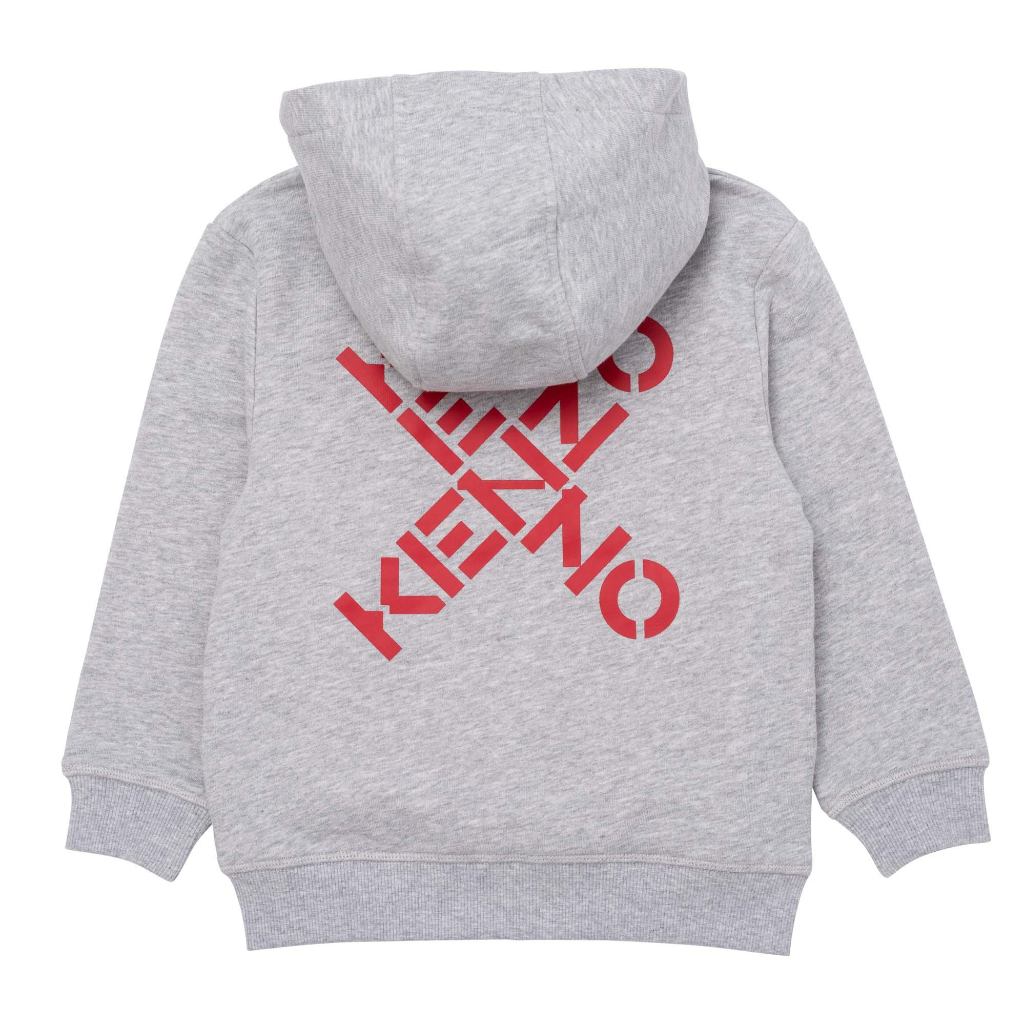 Hooded sweatshirt KENZO KIDS for BOY