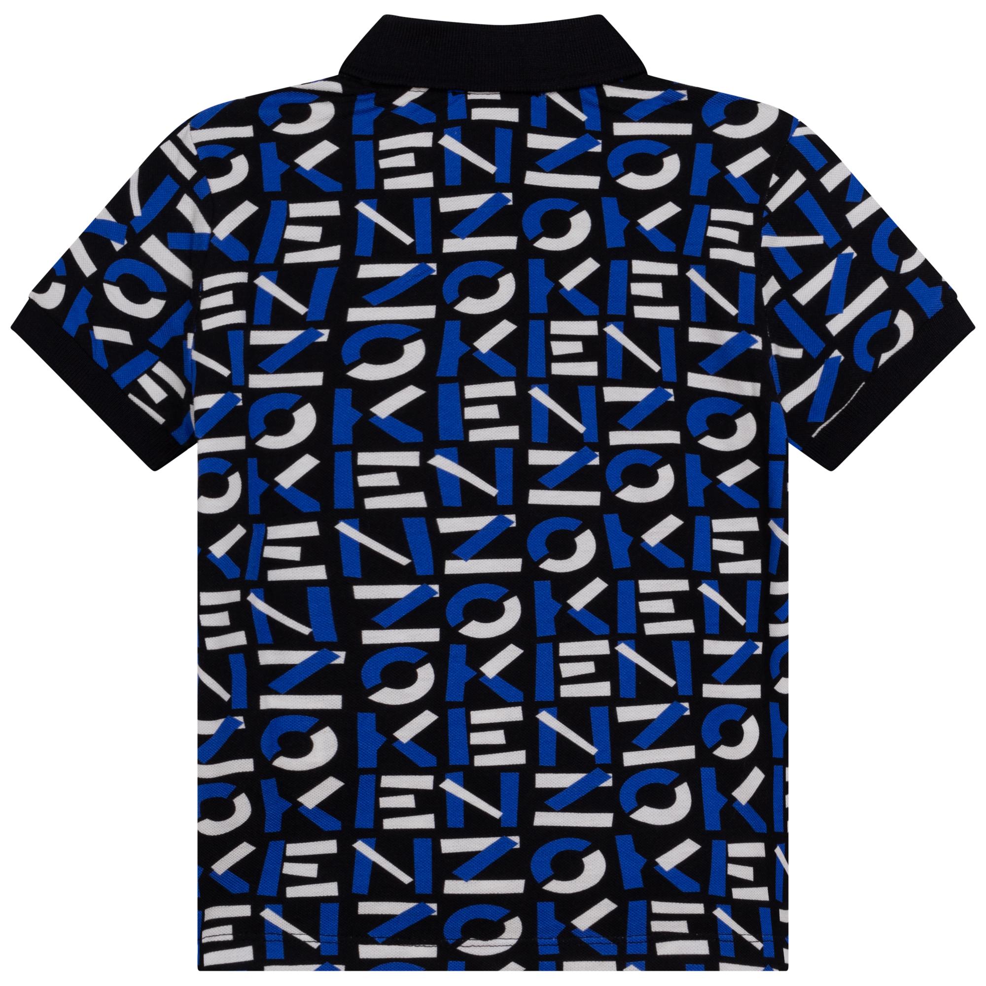 Short-sleeved polo KENZO KIDS for BOY