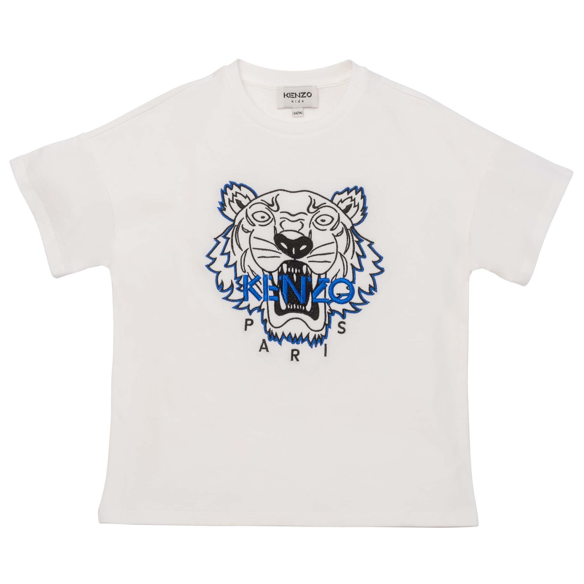 Short-sleeved T-shirt KENZO KIDS for BOY