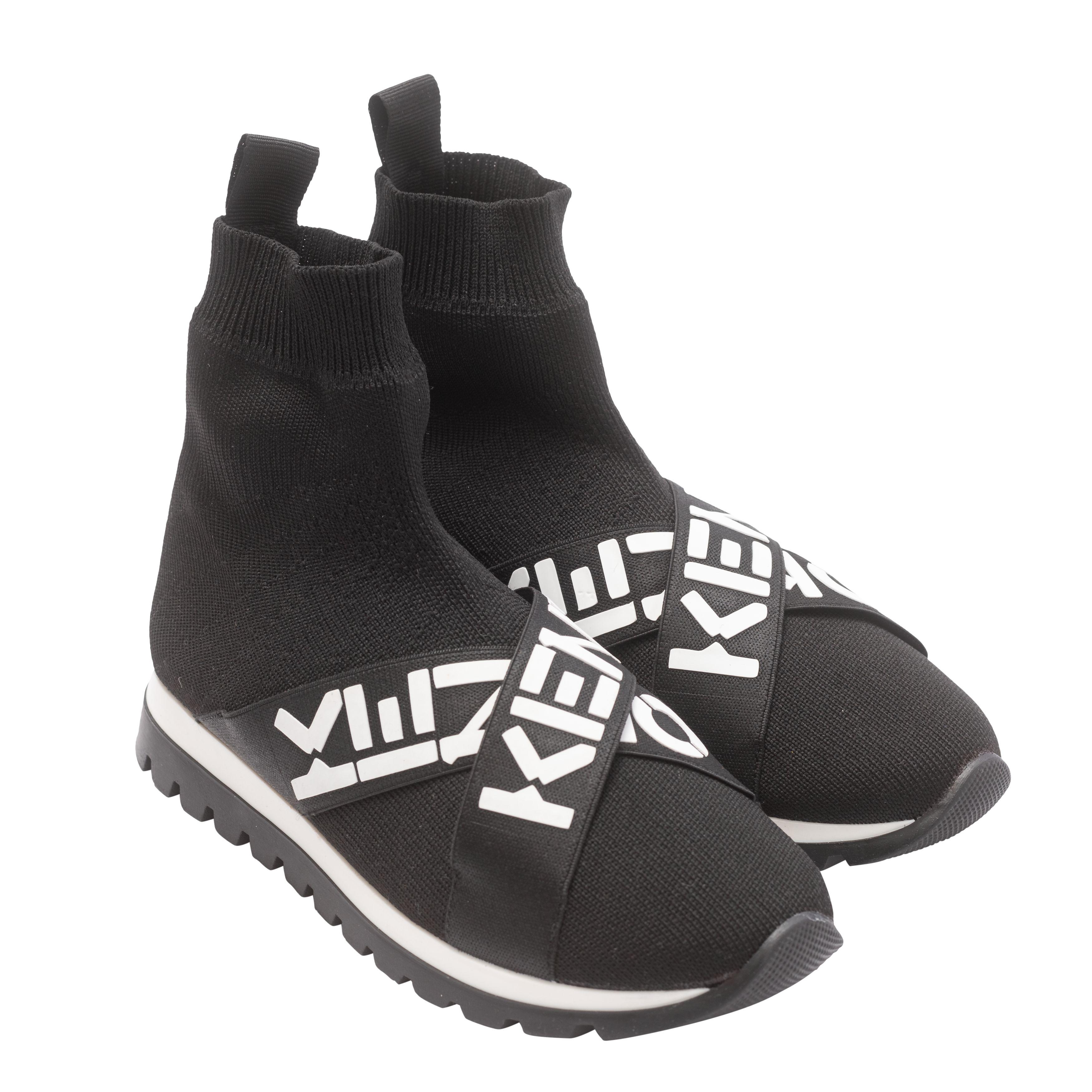 High-top slip-ons KENZO KIDS for UNISEX