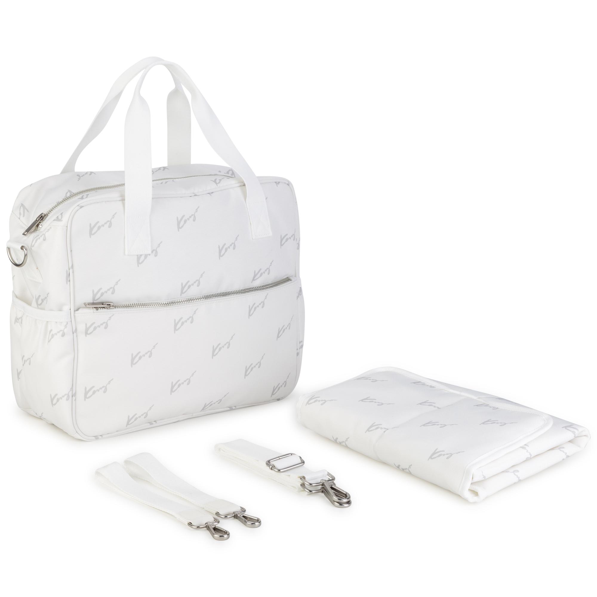 diaper bag and mat KENZO KIDS for UNISEX