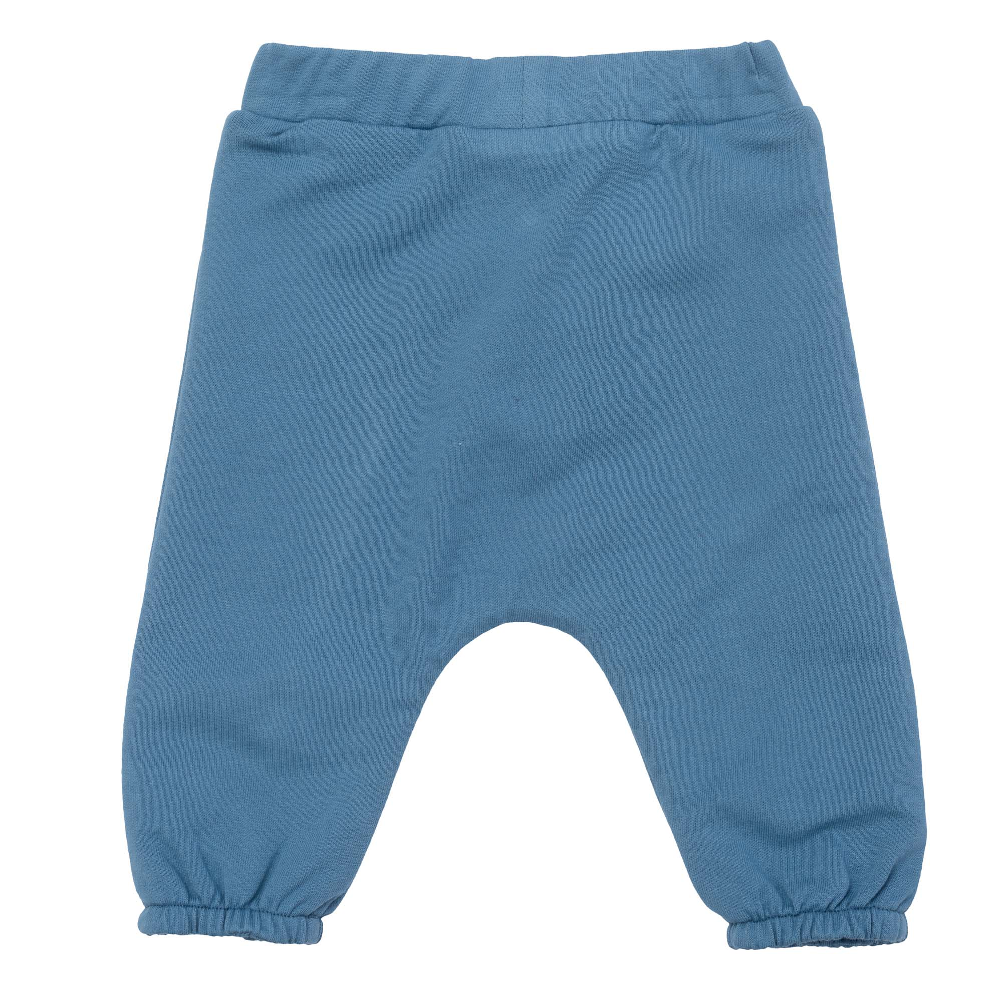 Organic cotton harem pants KENZO KIDS for BOY