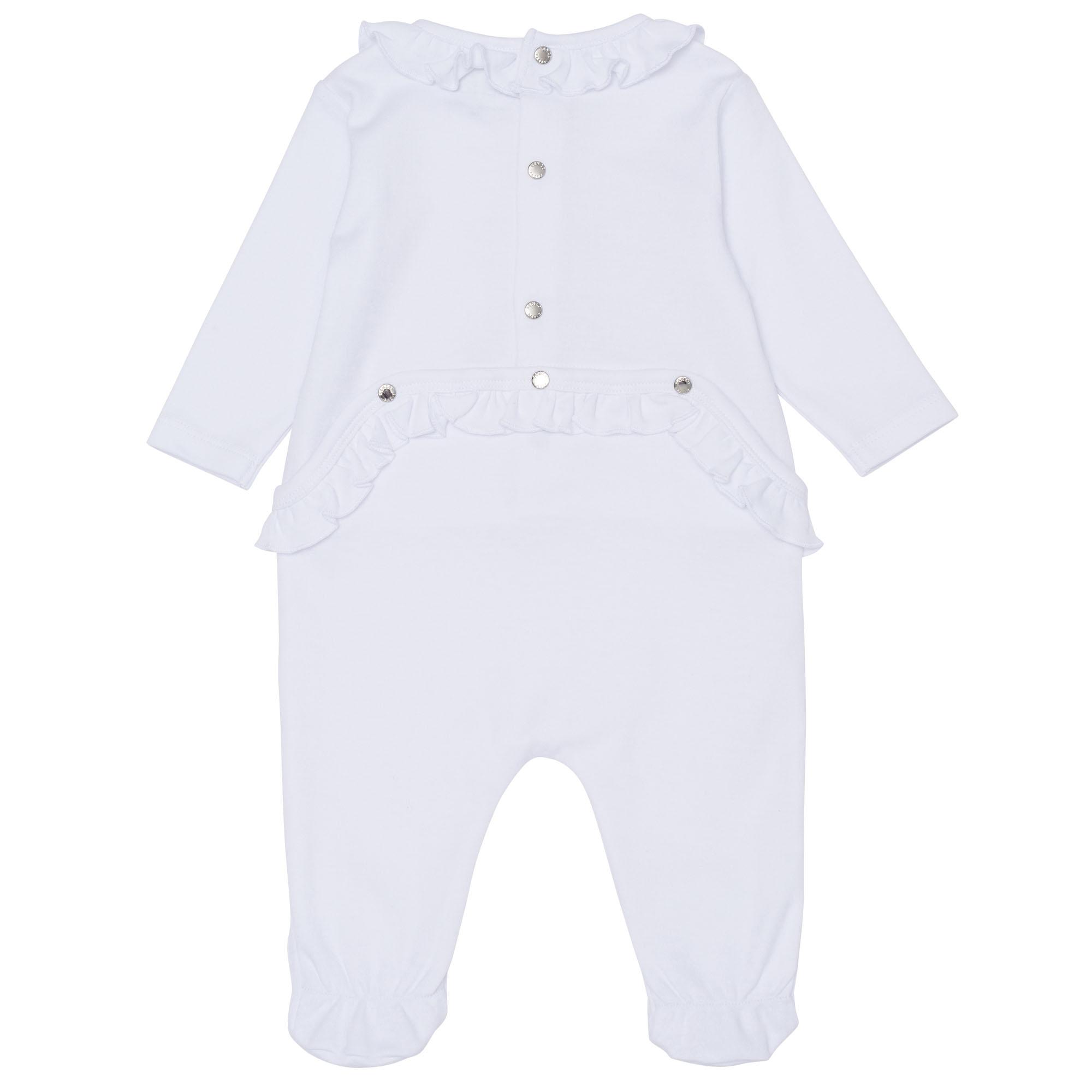 Pyjama en coton biologique KENZO KIDS pour FILLE