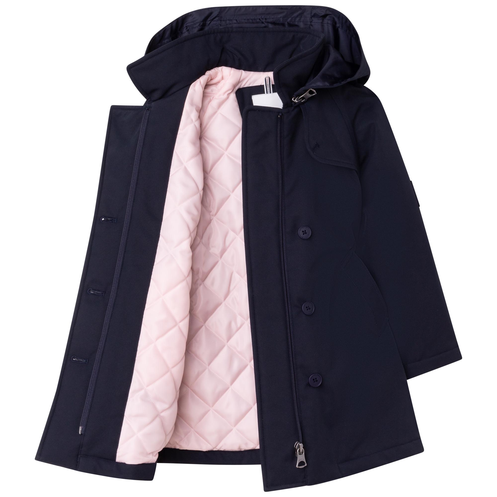 Waterproof trenchcoat AIGLE for GIRL