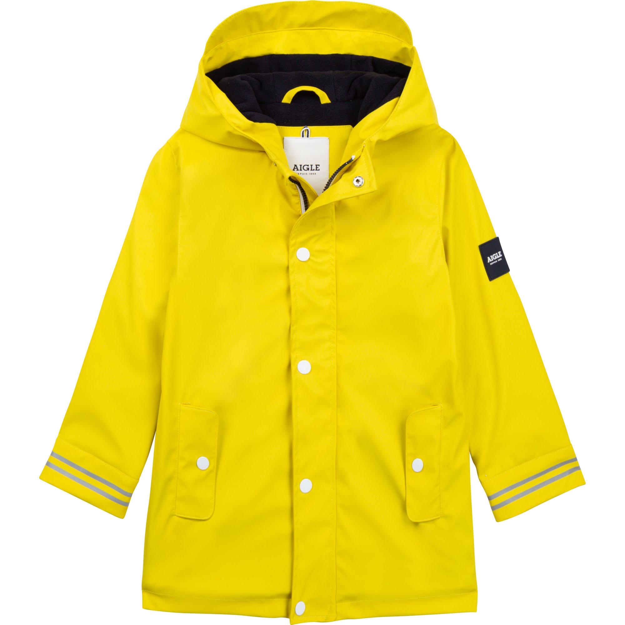 Water-resistant rain jacket AIGLE for UNISEX
