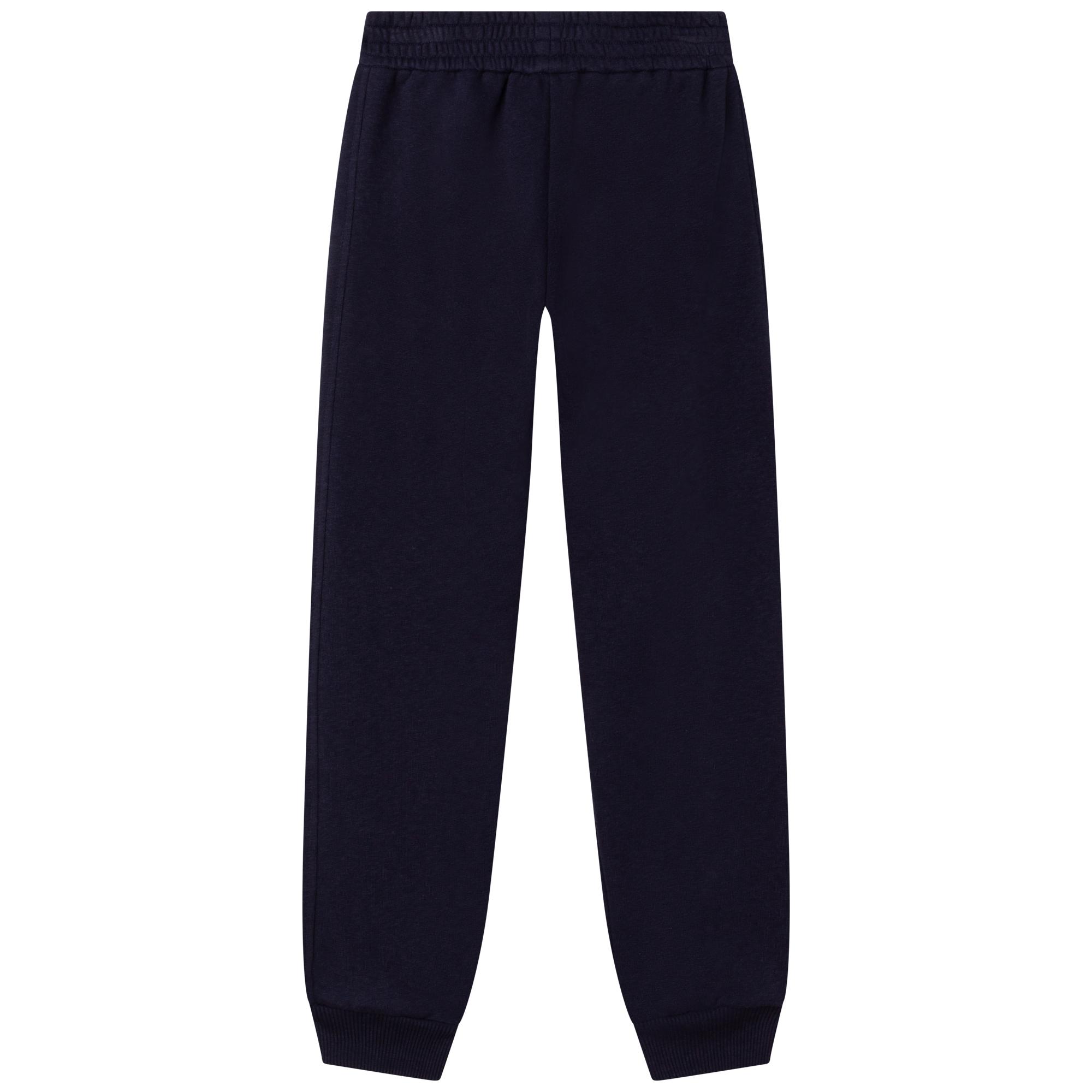 Pantalon de jogging molletonné LANVIN pour FILLE