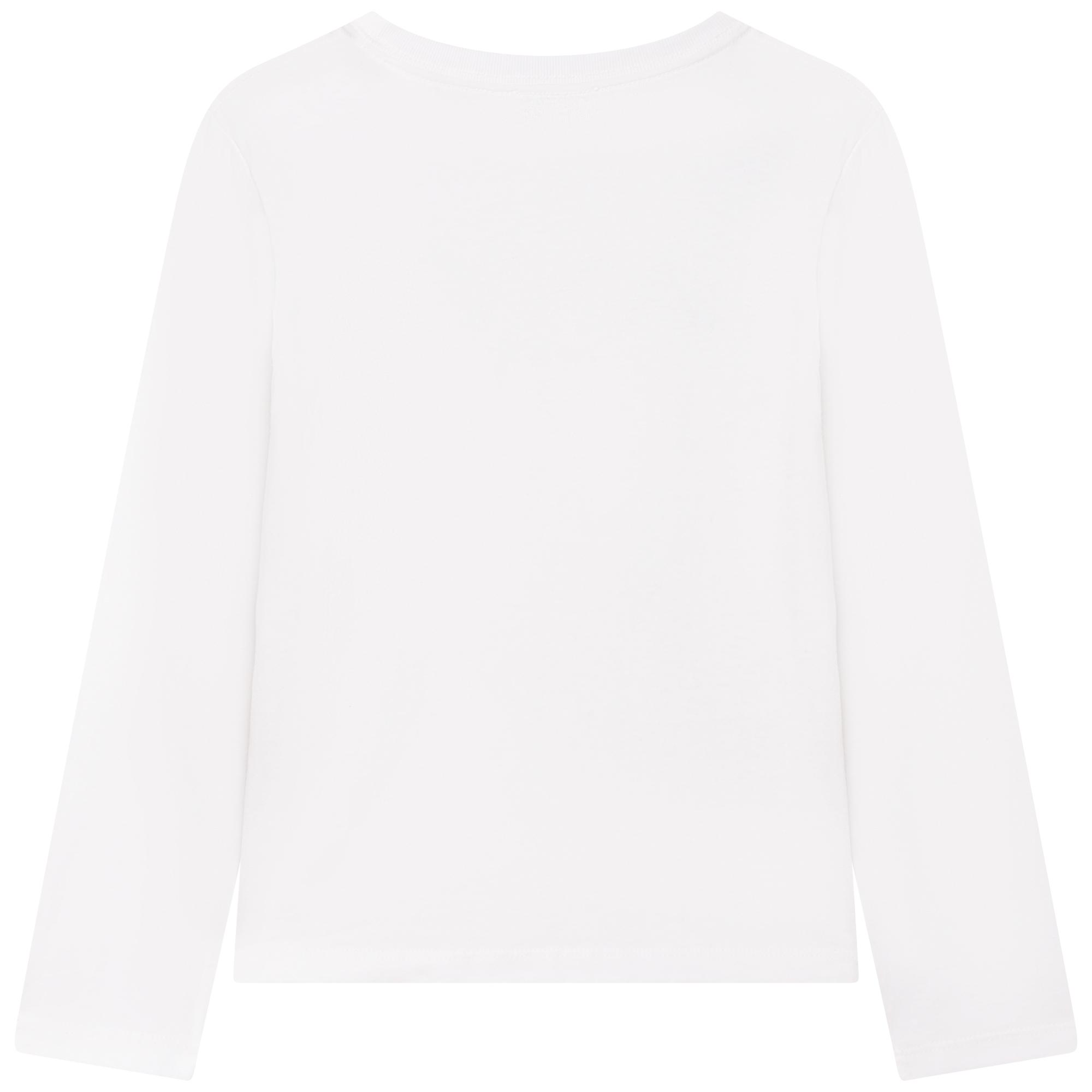 T-shirt en jersey coton LANVIN pour GARCON