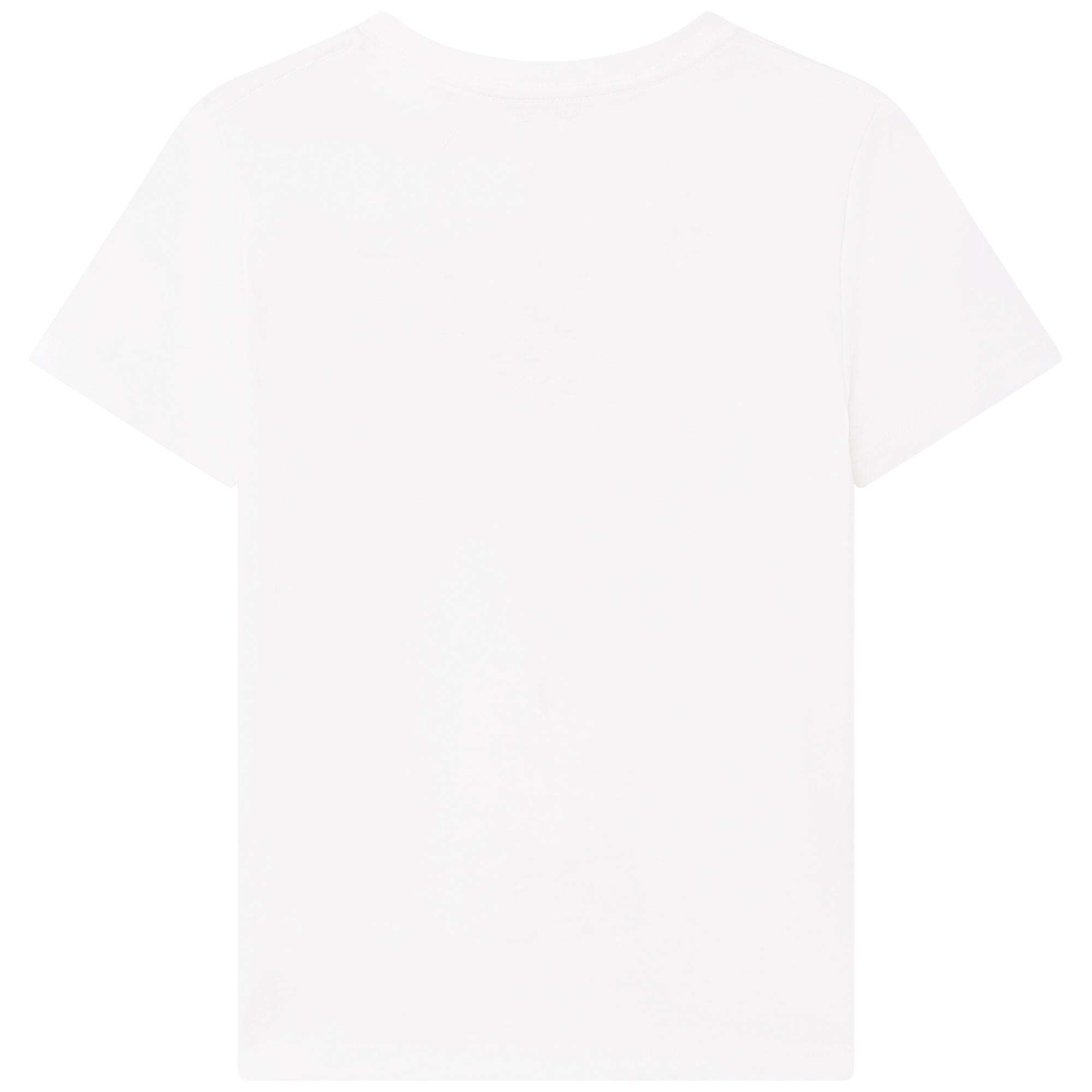 T-shirt skatebord jersey coton LANVIN pour GARCON