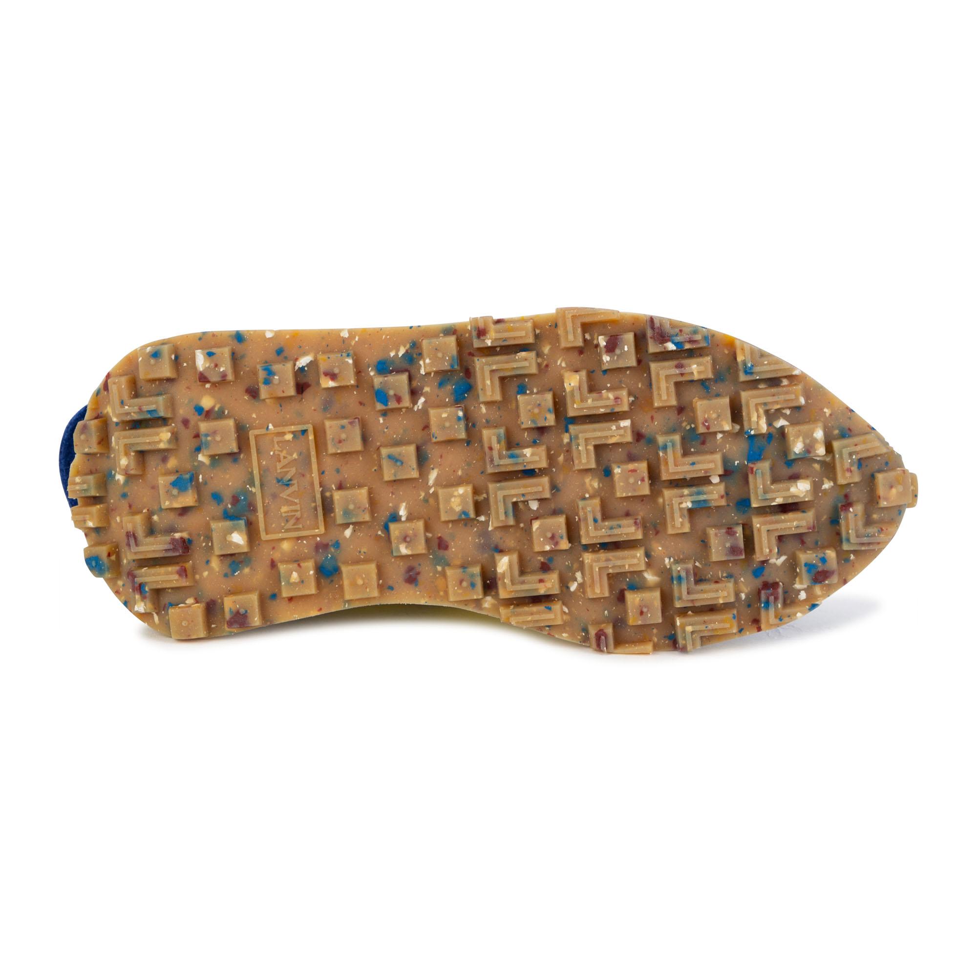 Baskets basses à lacets LANVIN pour GARCON