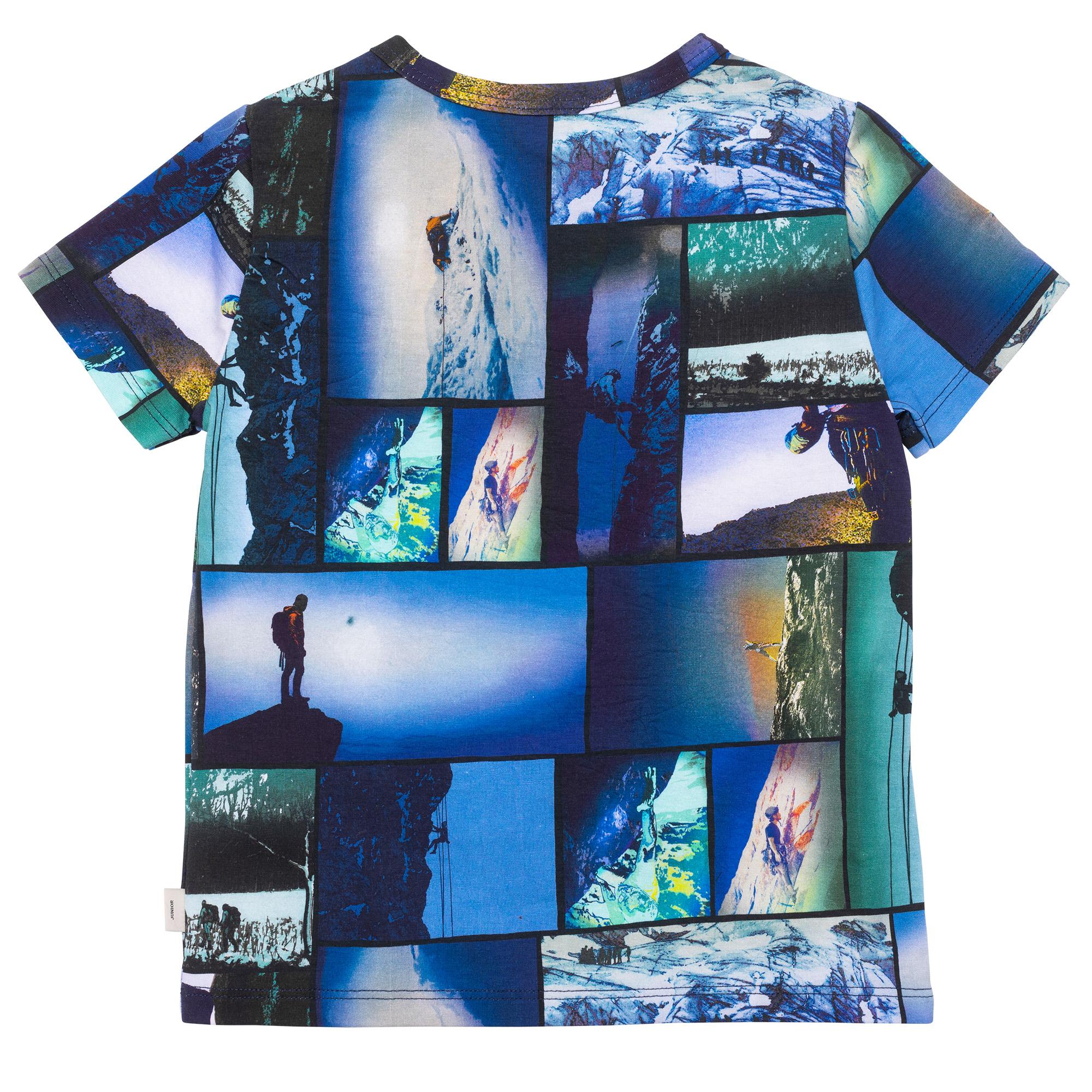 Stretch cotton T-shirt PAUL SMITH JUNIOR for BOY