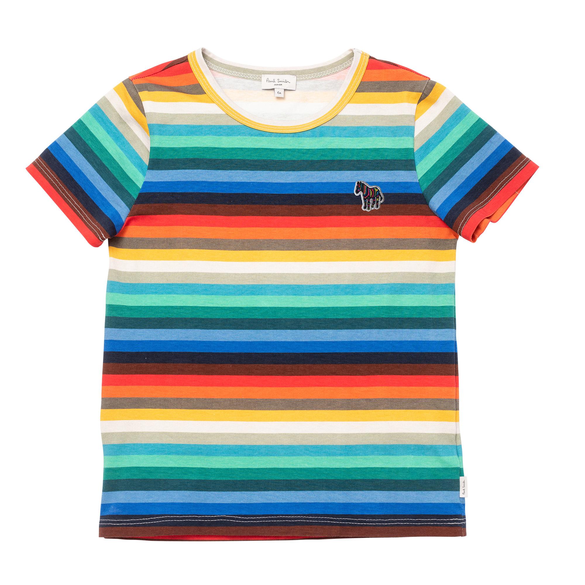 Short-sleeved jersey T-shirt PAUL SMITH JUNIOR for BOY