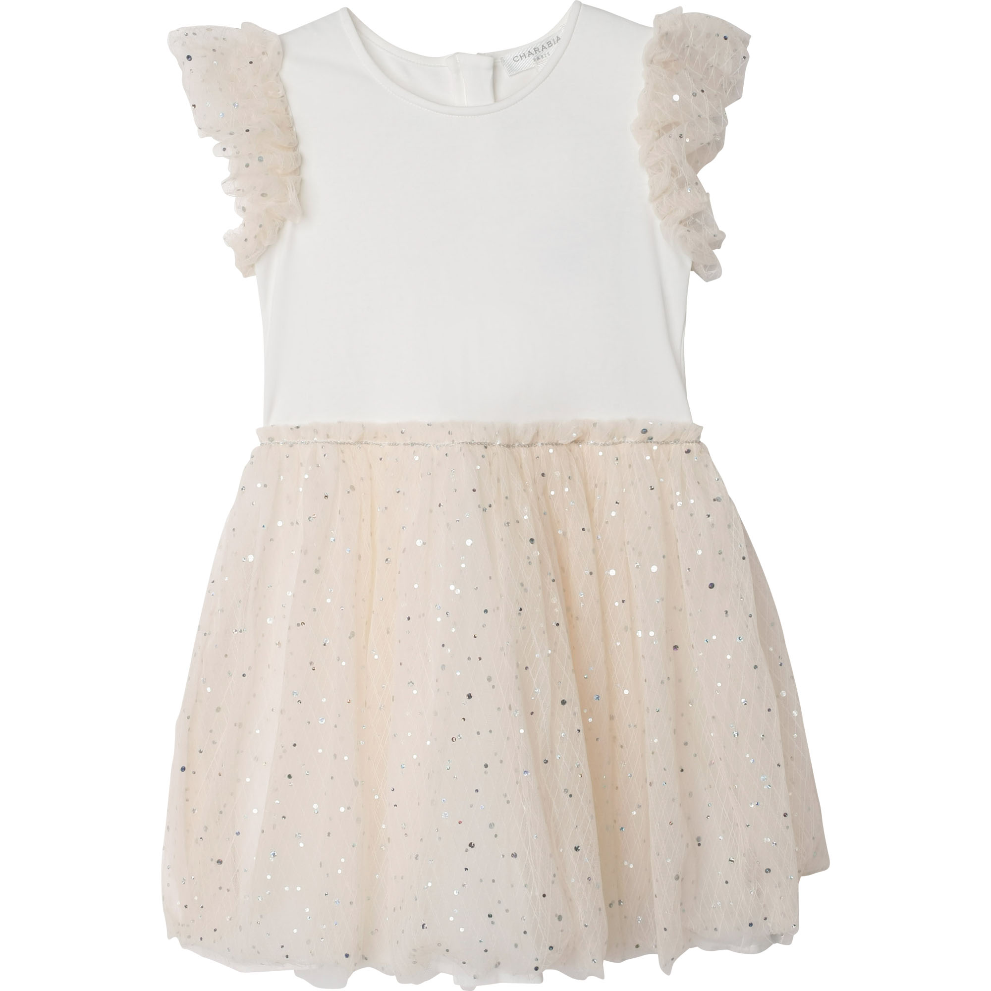 Formal sequin dress CHARABIA for GIRL