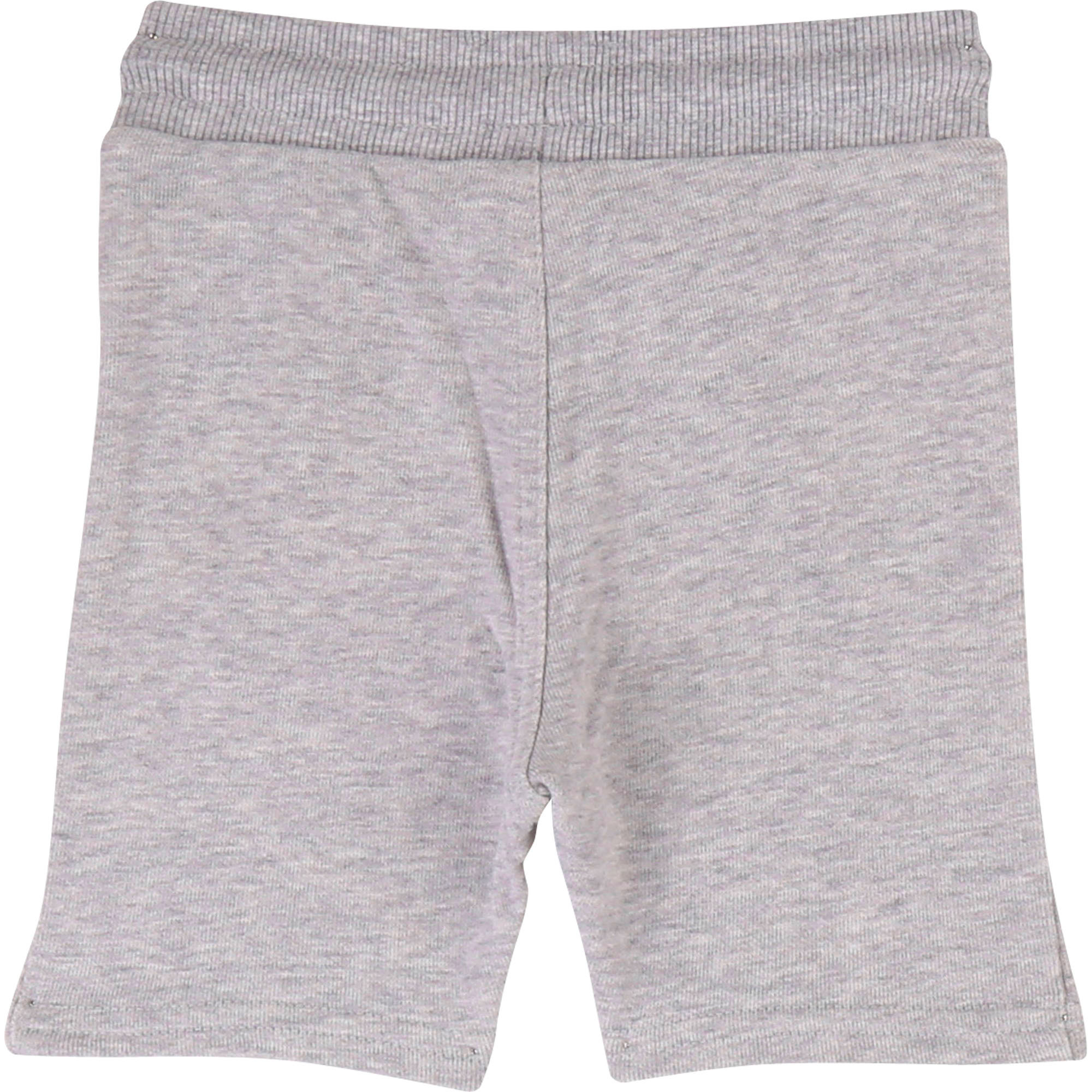 Suede fleece bermuda shorts TIMBERLAND for BOY