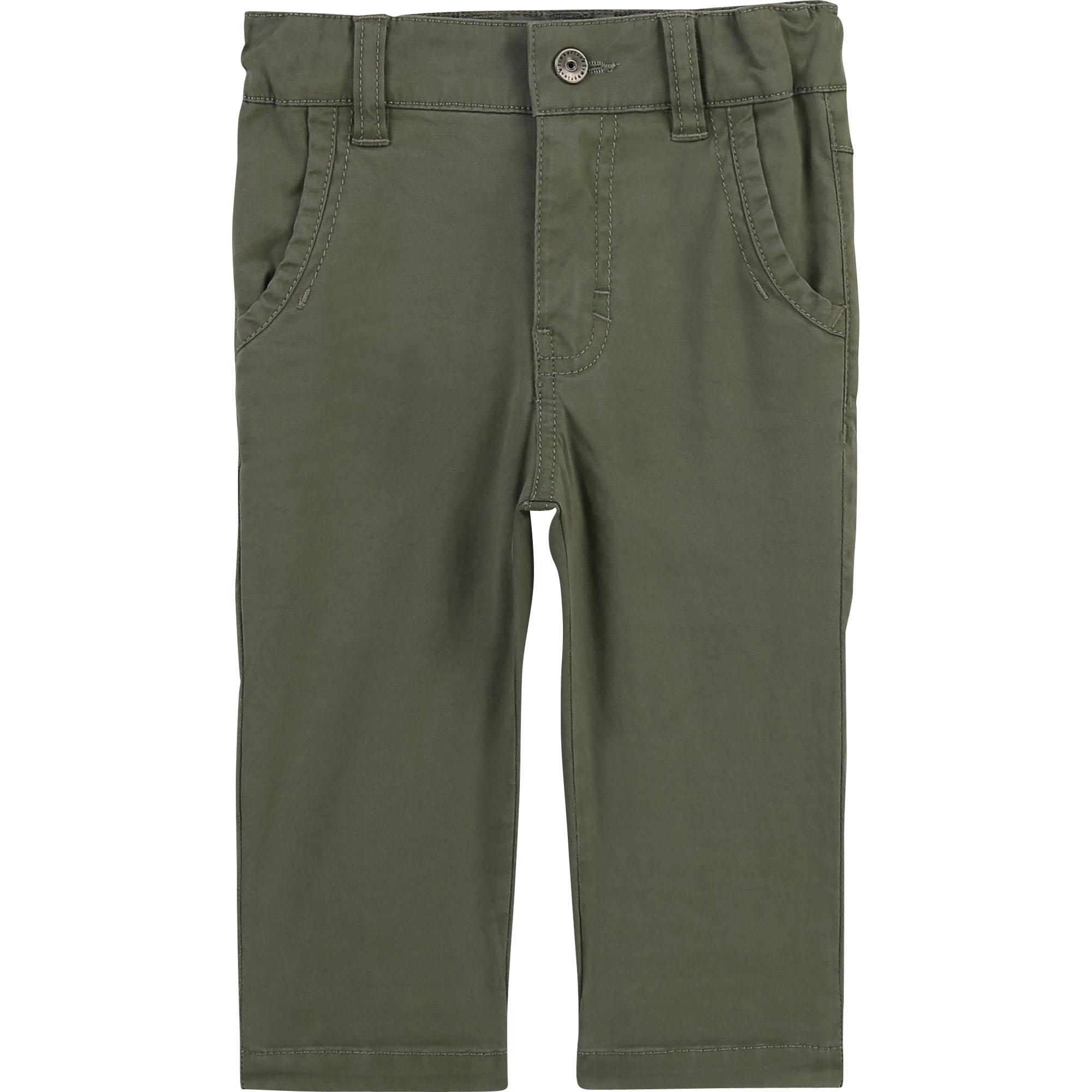 Pantalon chino ajustable TIMBERLAND pour GARCON