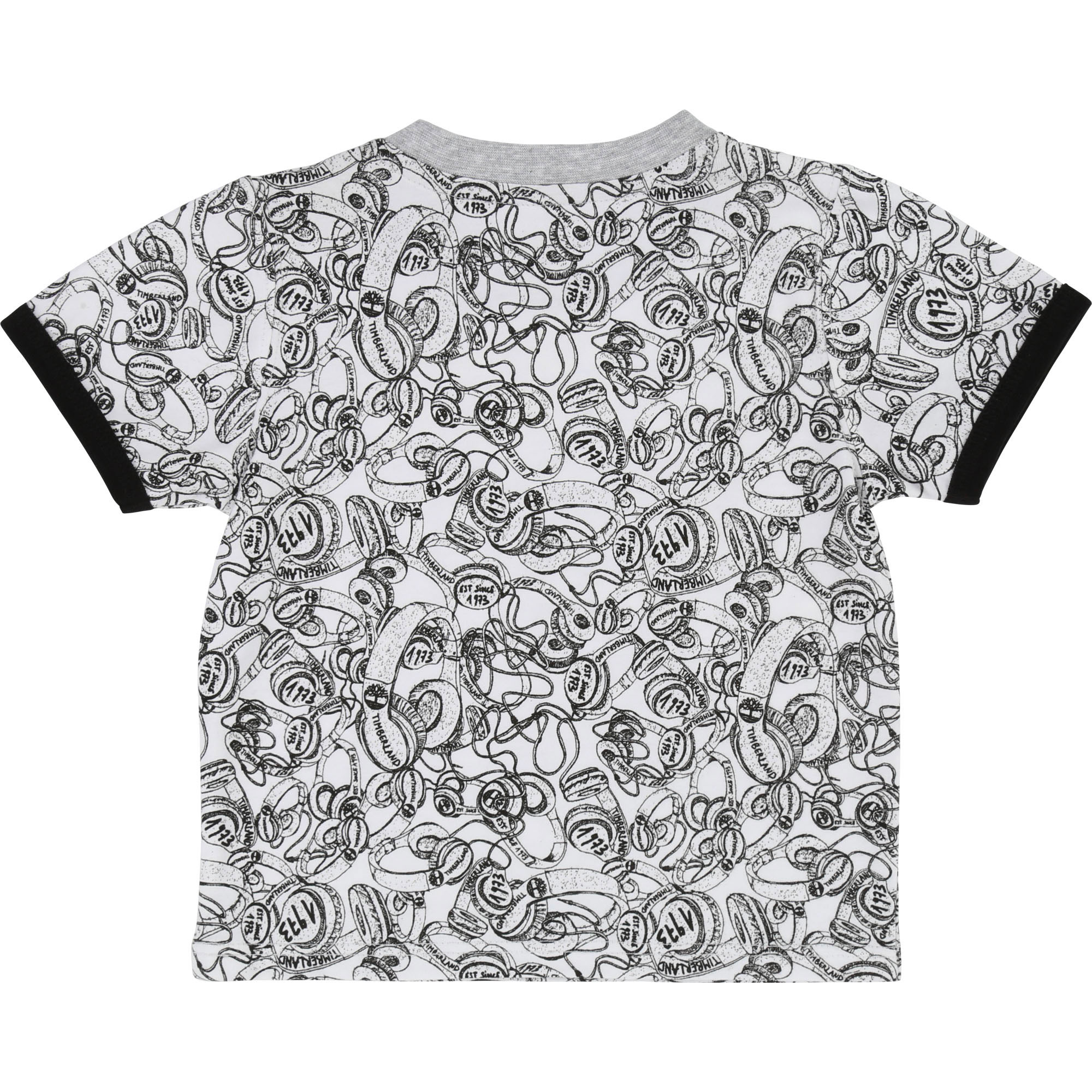 T-shirt imprimé all-over TIMBERLAND pour GARCON