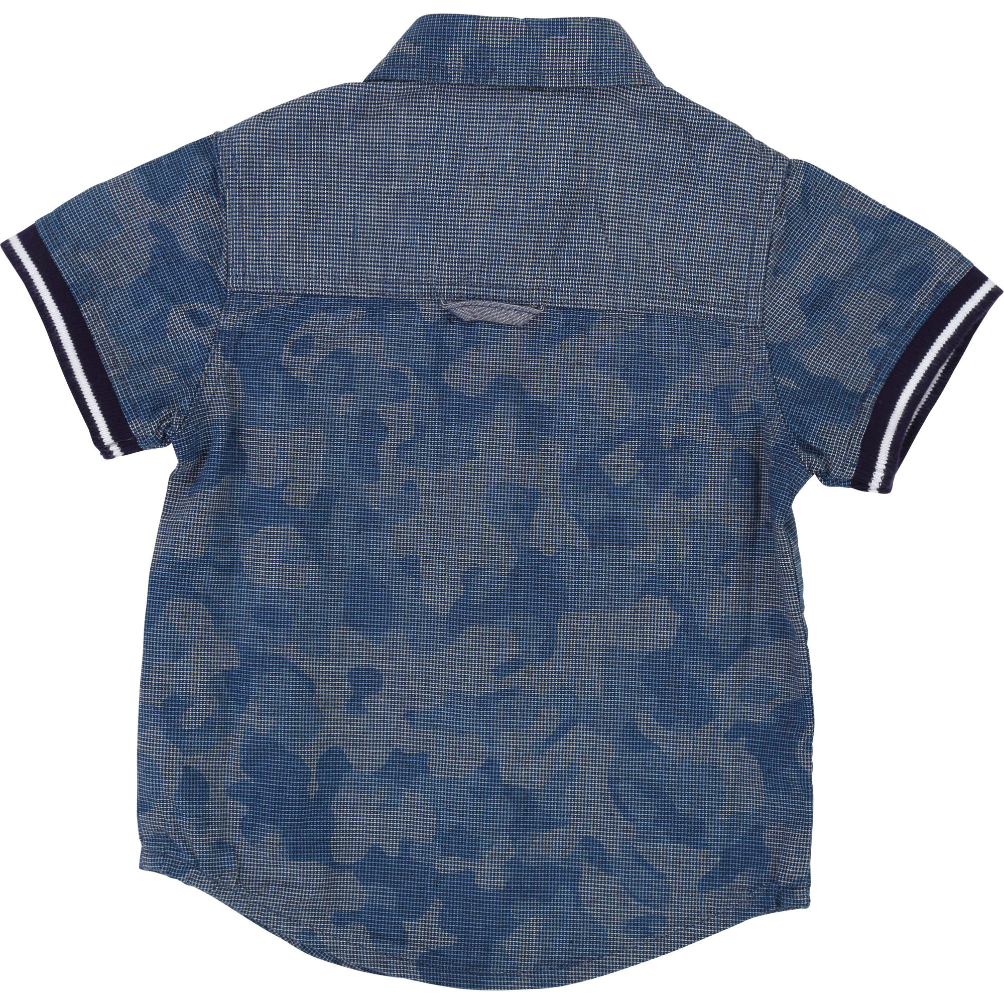 Camouflage print shirt TIMBERLAND for BOY