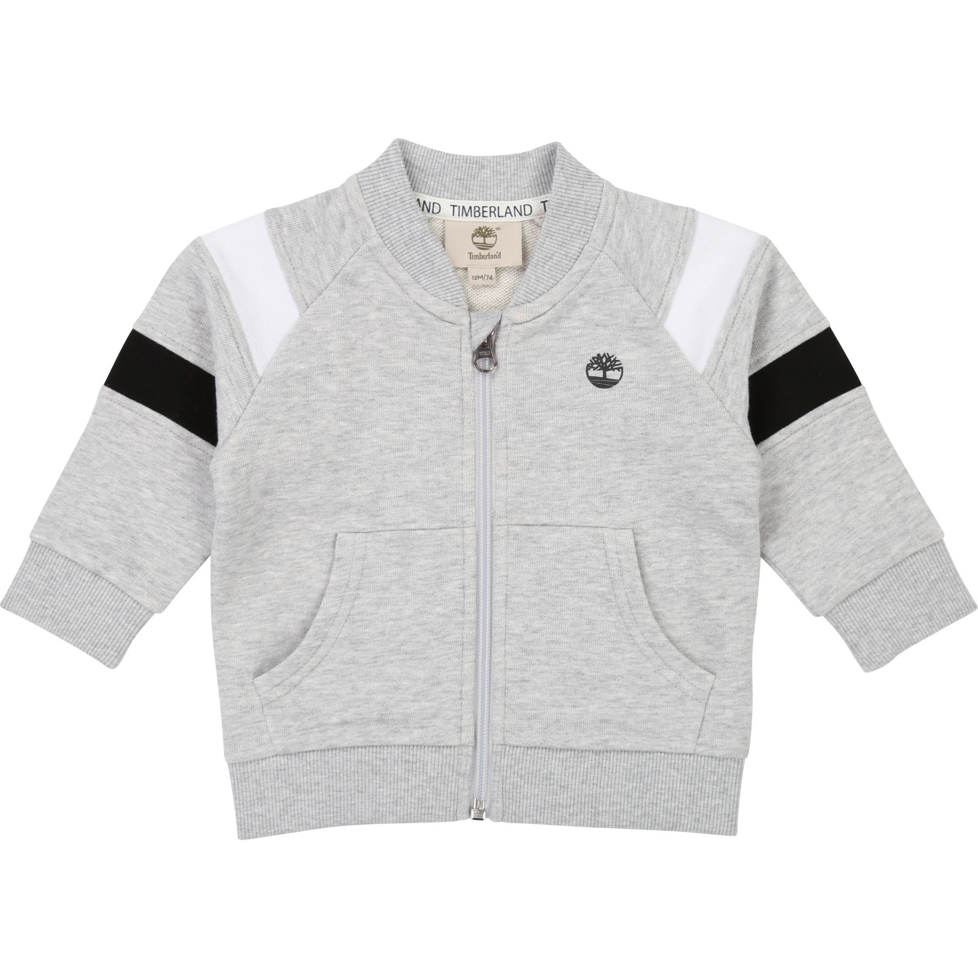 Zipped fleece cardigan TIMBERLAND for BOY