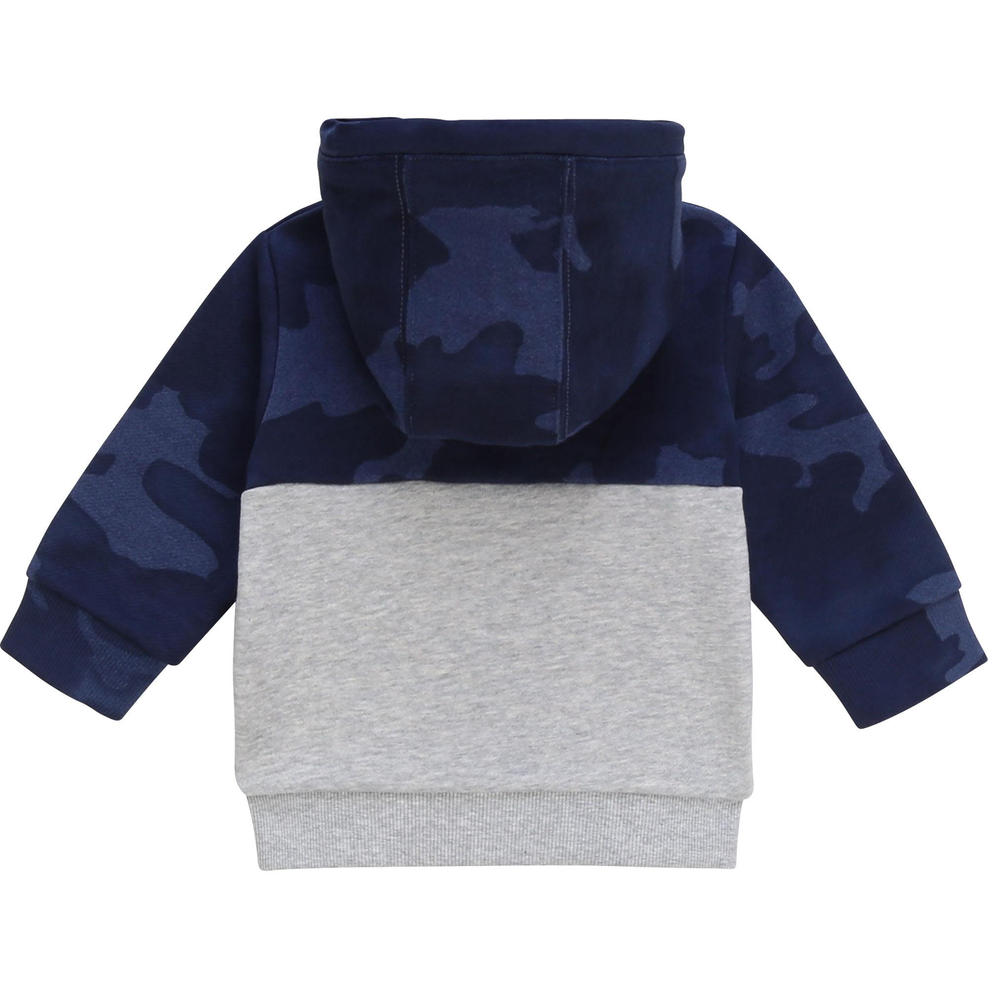 Hooded sports jumper TIMBERLAND for BOY