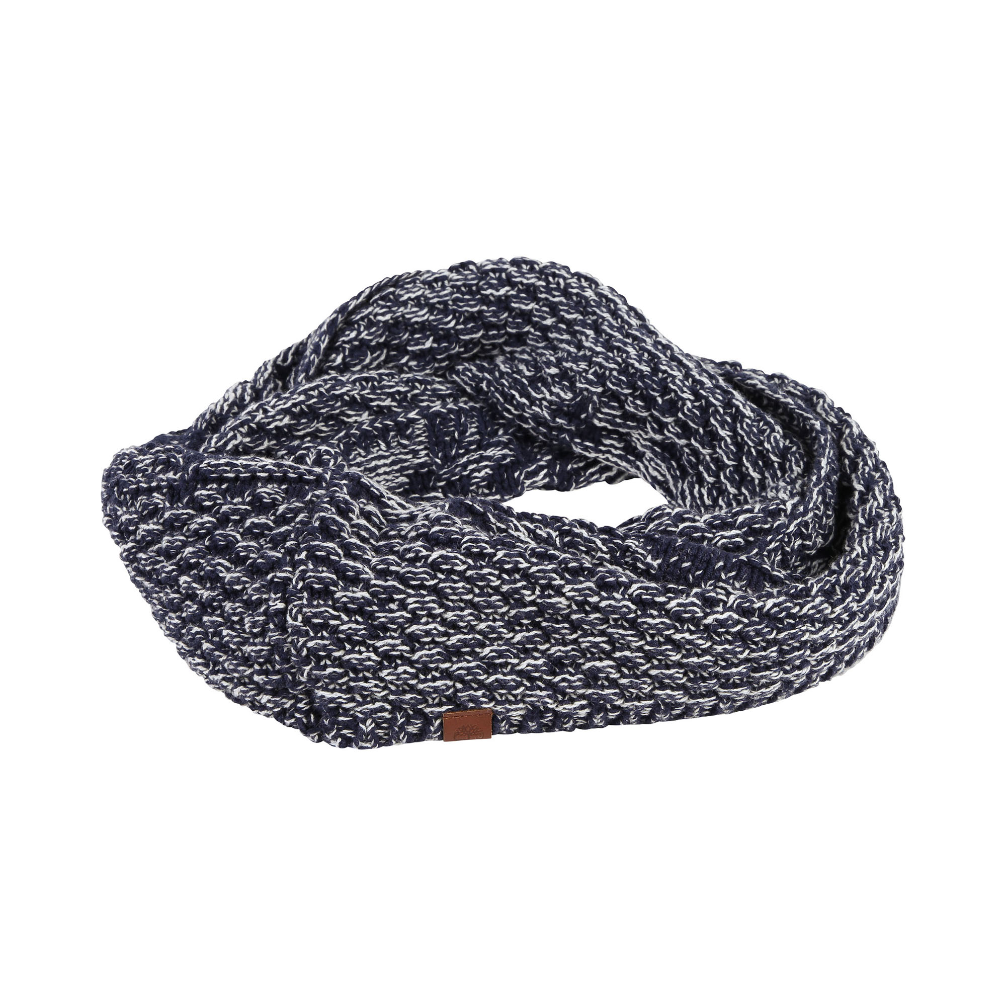 Marled knit neck warmer TIMBERLAND for BOY