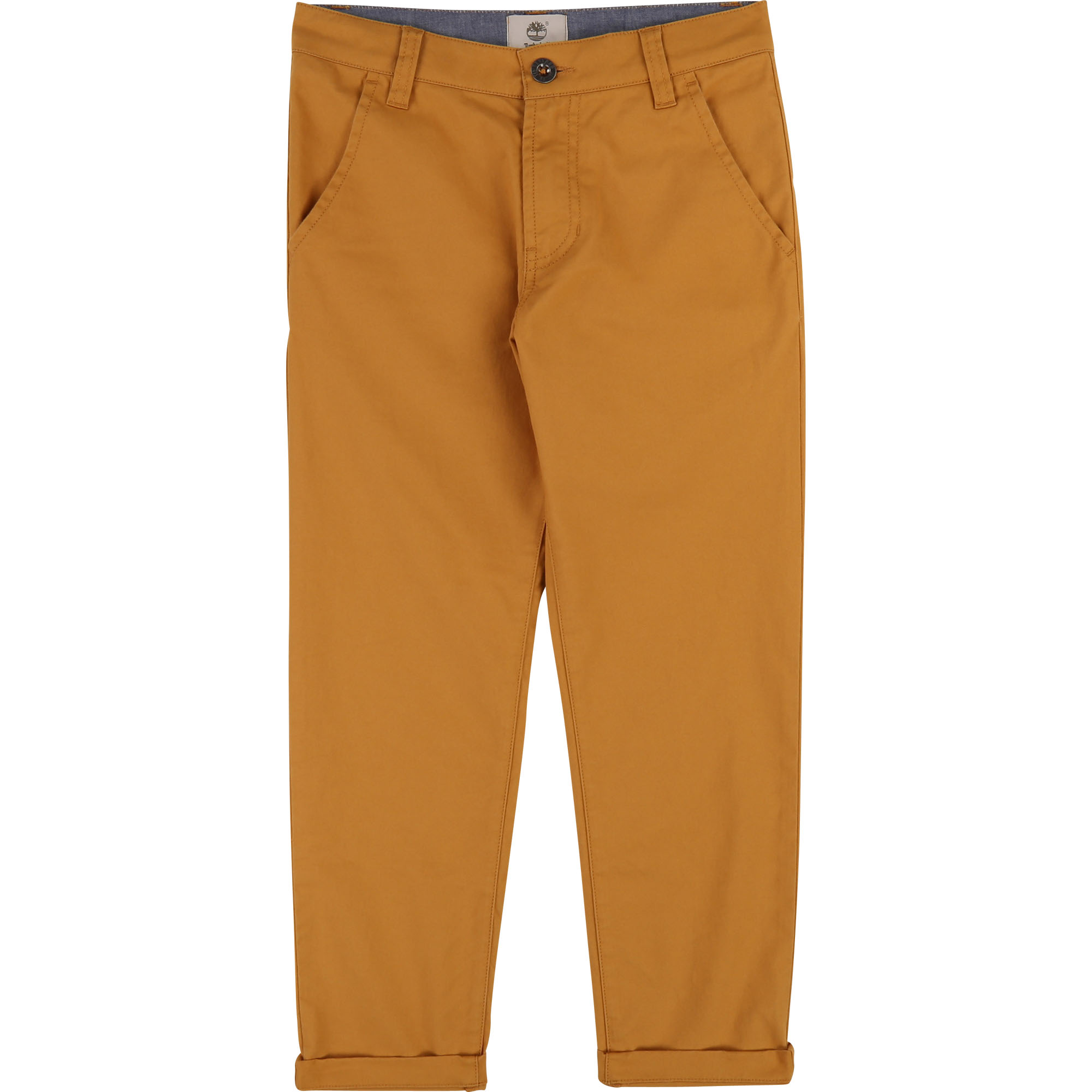 Stretch twill trousers TIMBERLAND for BOY
