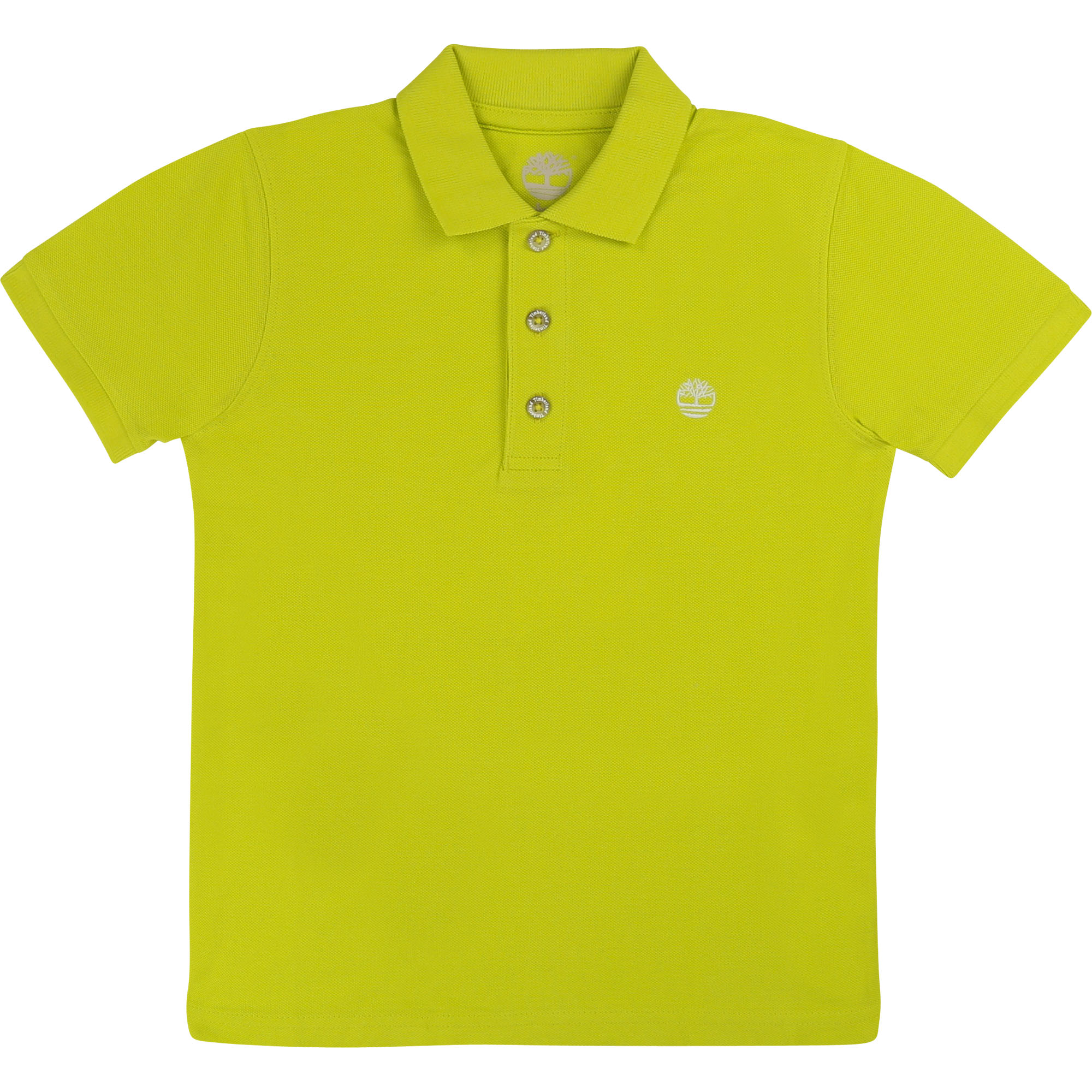 Slim-fit cotton piqué polo TIMBERLAND for BOY