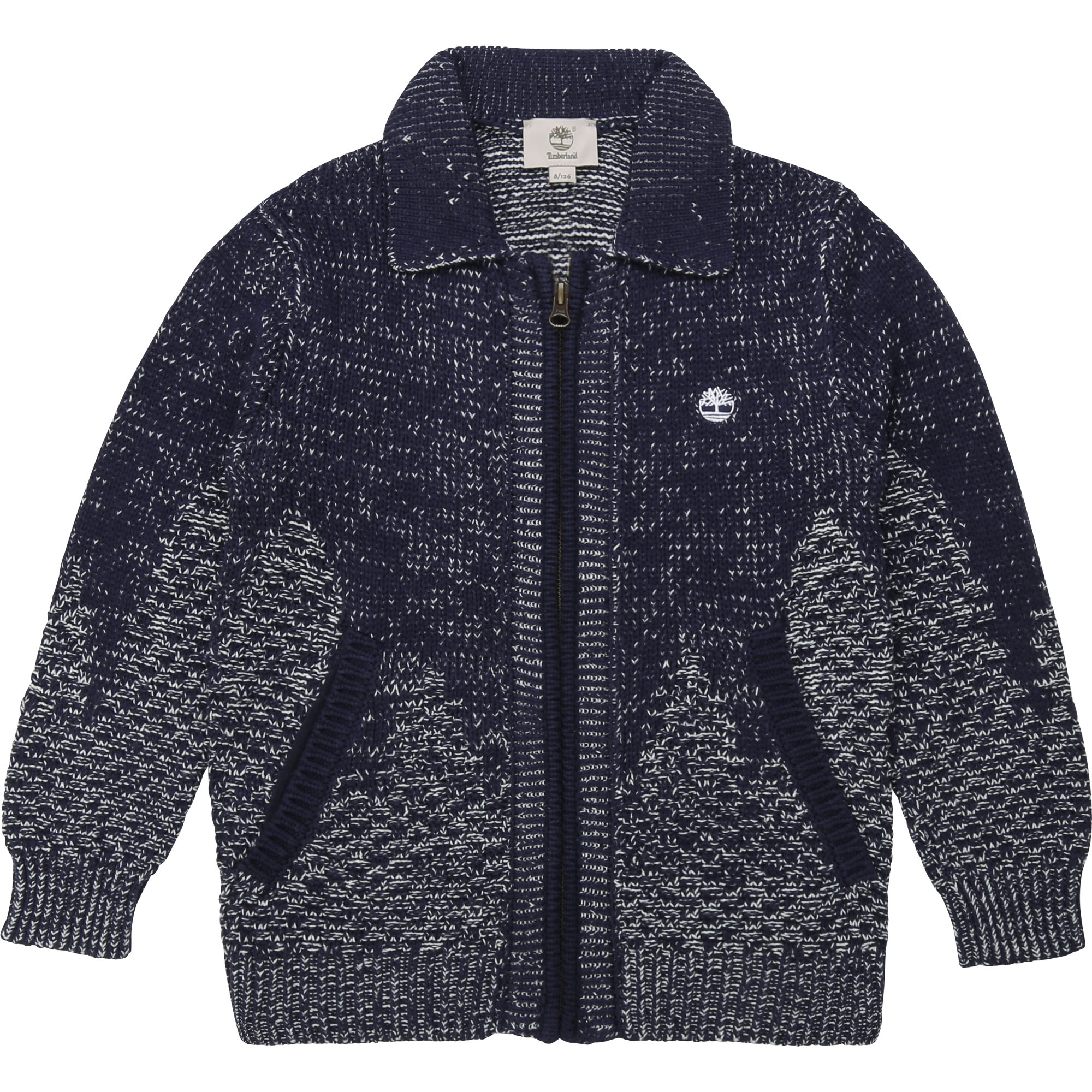 CARDIGAN TRICOT TIMBERLAND pour GARCON