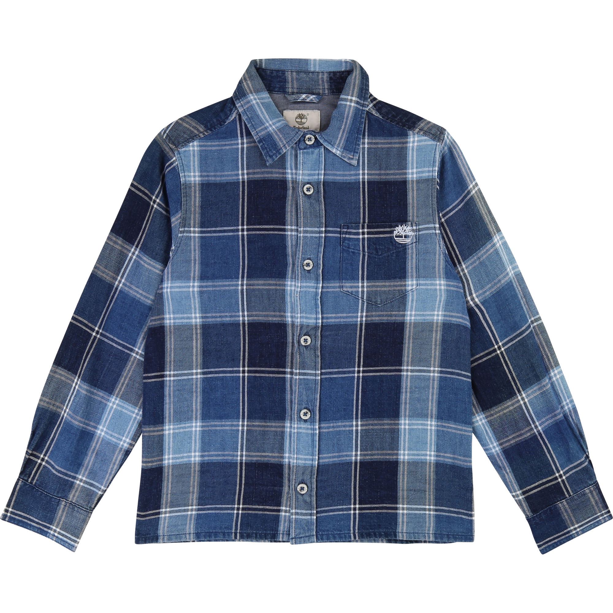 Cotton twill shirt TIMBERLAND for BOY