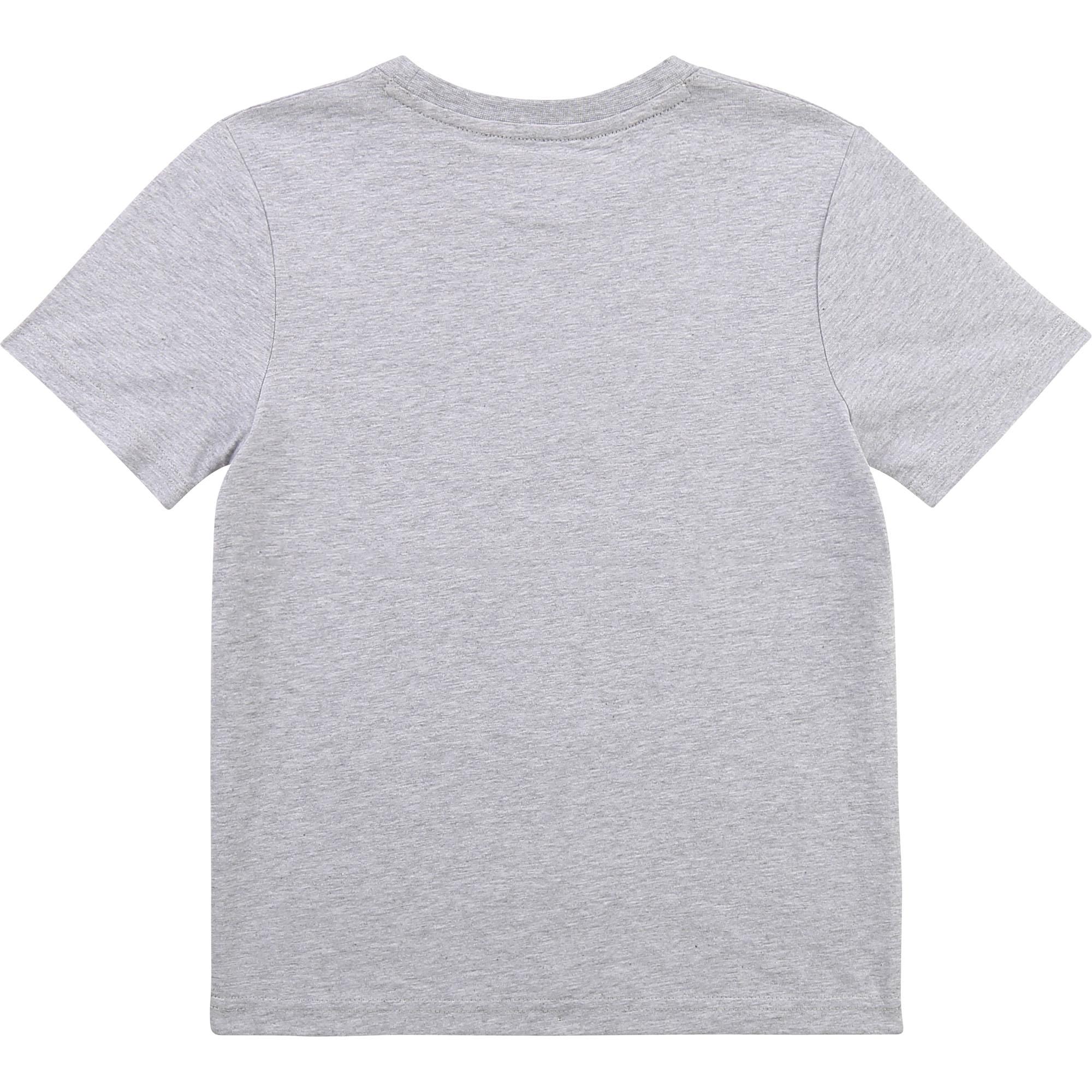 T-shirt coton manches courtes TIMBERLAND pour GARCON