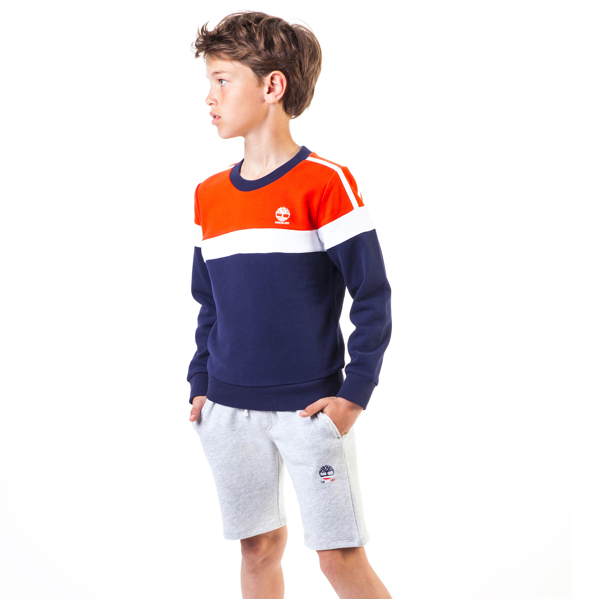 Bermuda shorts with pockets TIMBERLAND for BOY