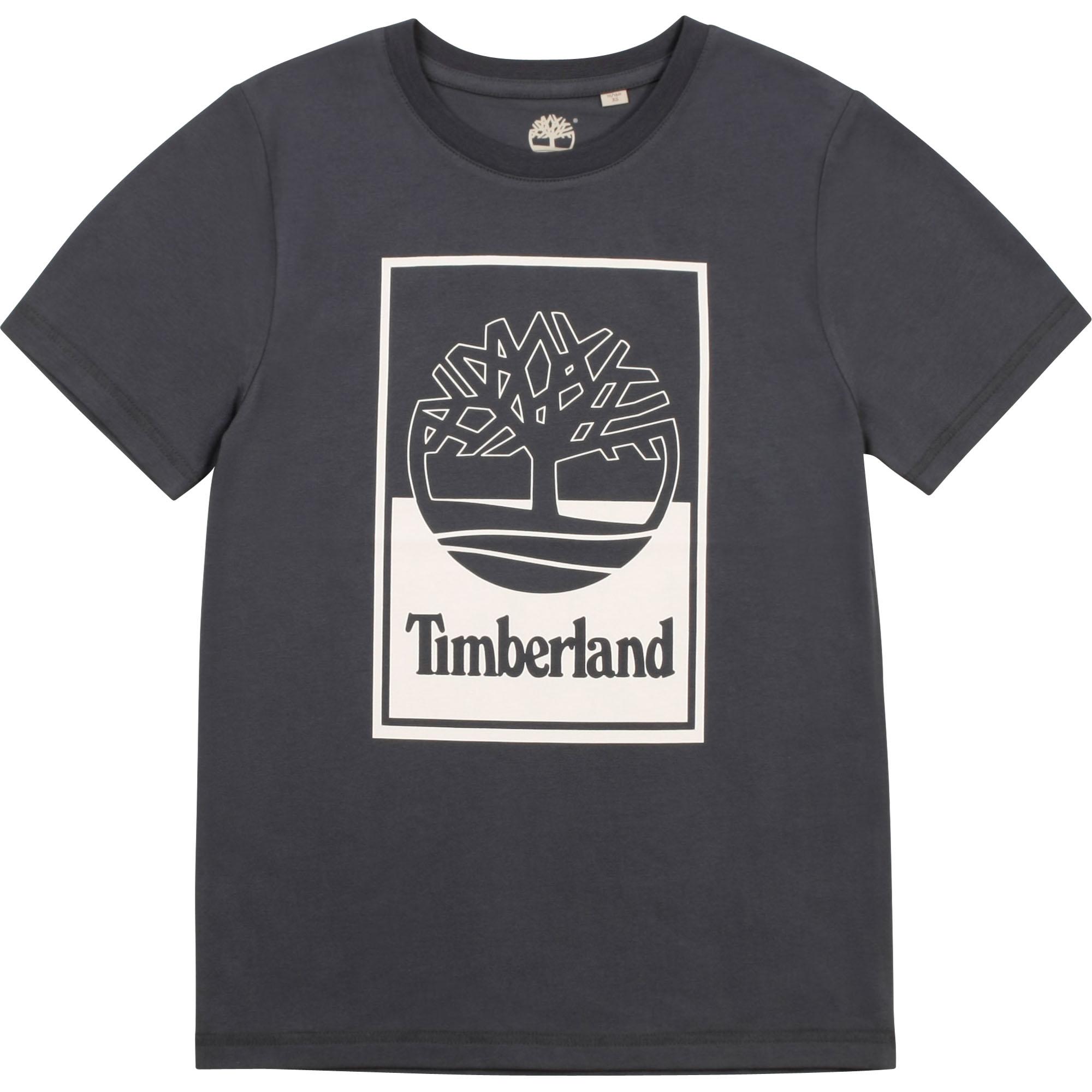 T-shirt à manches courtes TIMBERLAND pour GARCON
