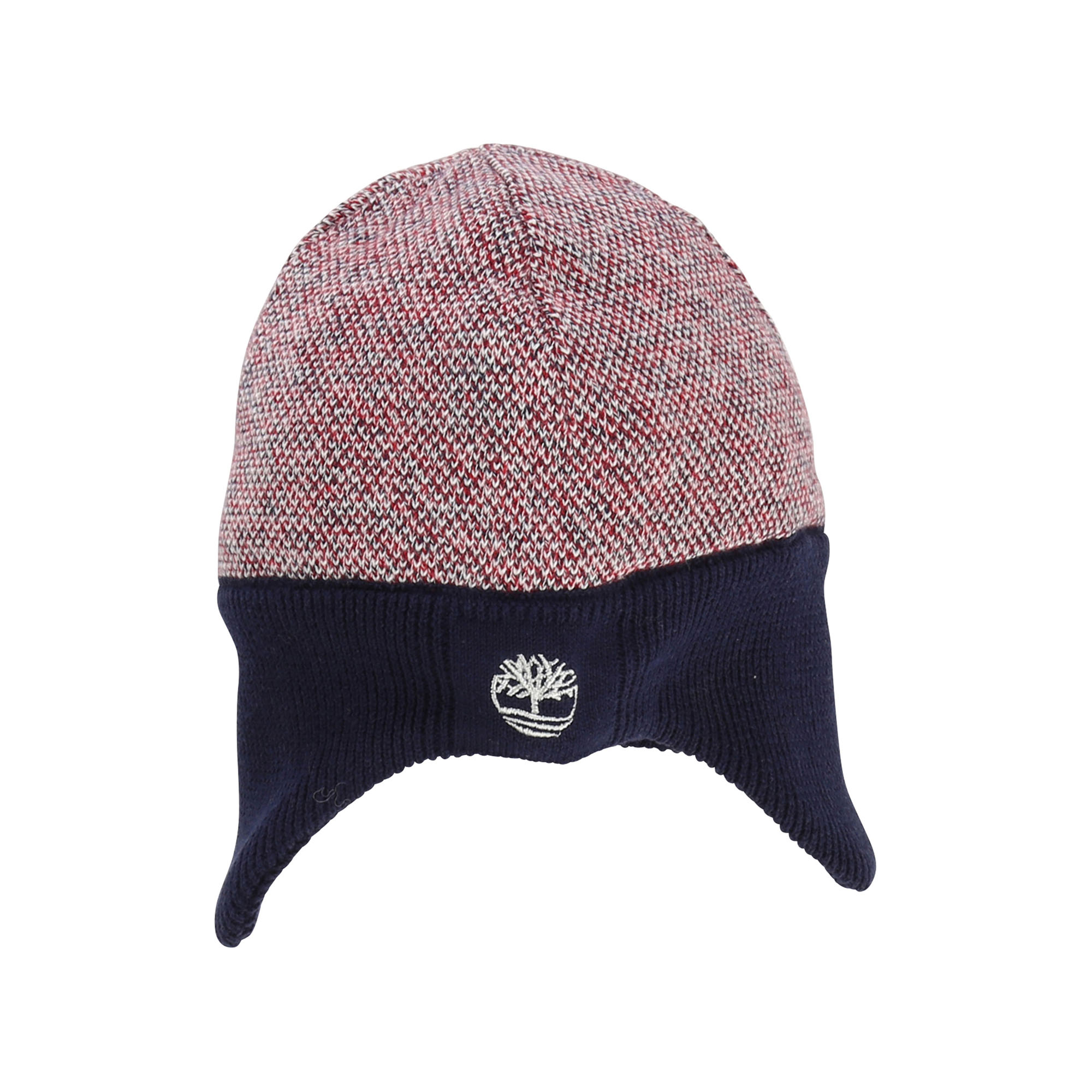 Bicolor pull on hat TIMBERLAND for BOY