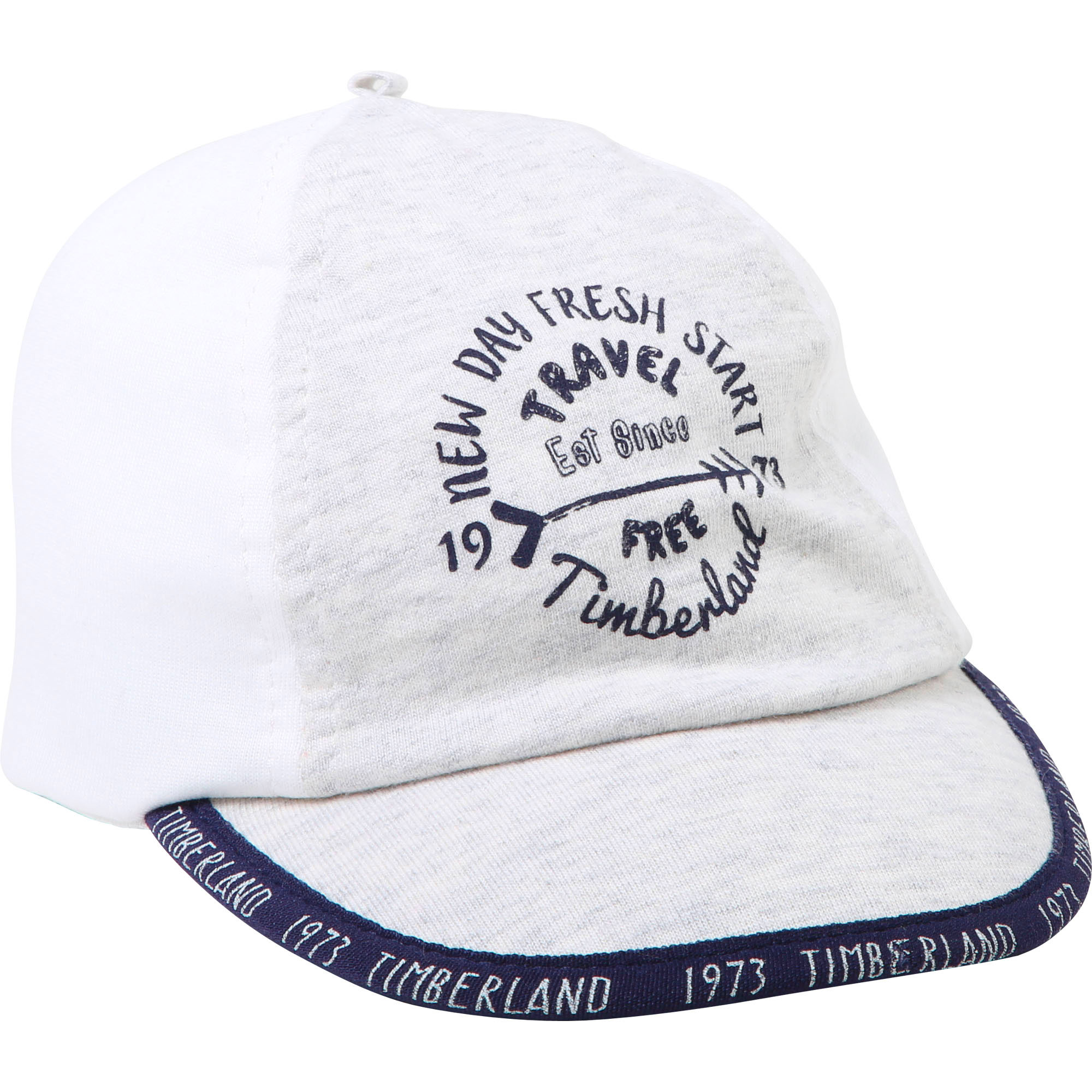 Cotton jersey cap TIMBERLAND for BOY