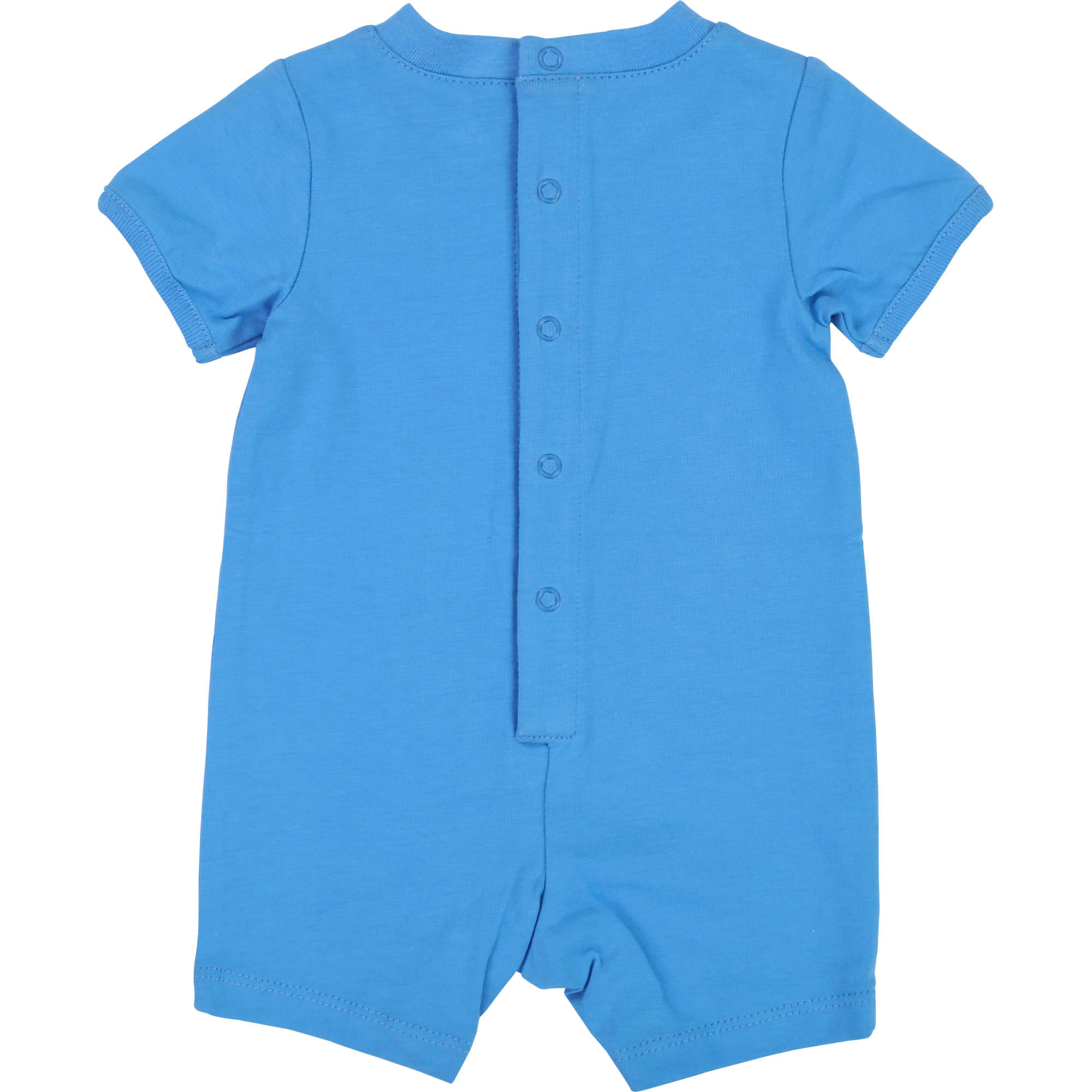 Cotton romper with print TIMBERLAND for BOY